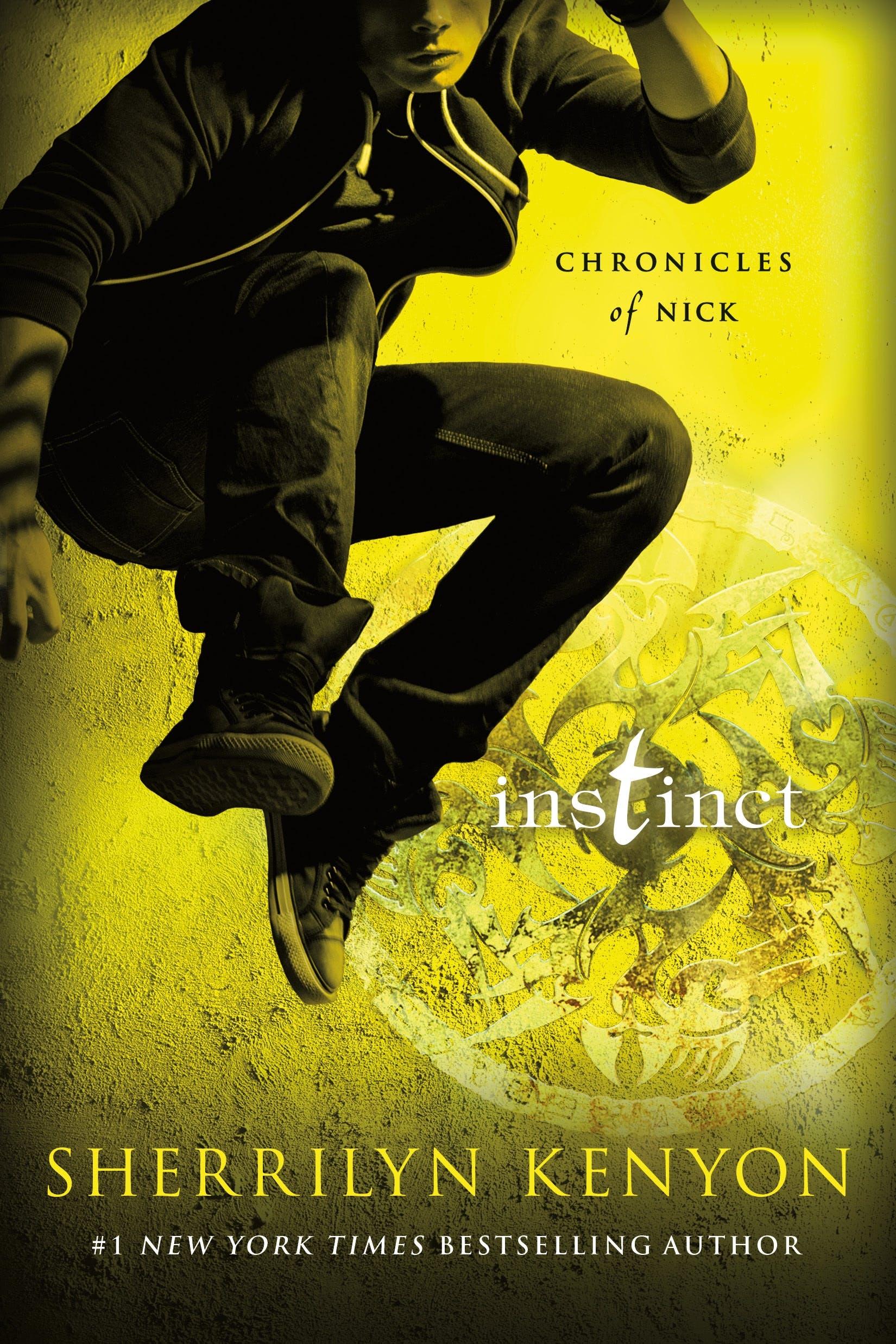 Image of Instinct