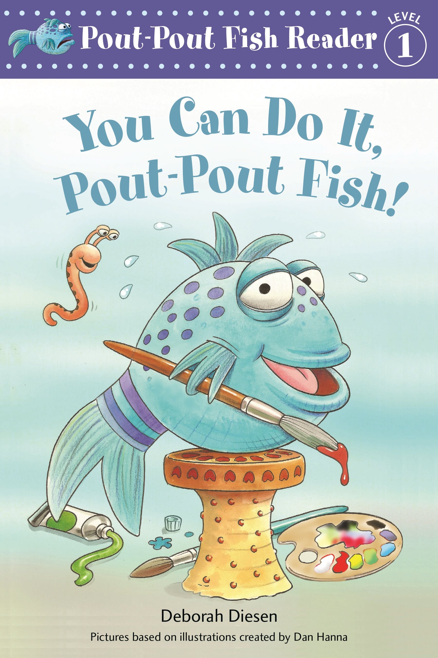 Image of You Can Do It, Pout-Pout Fish!