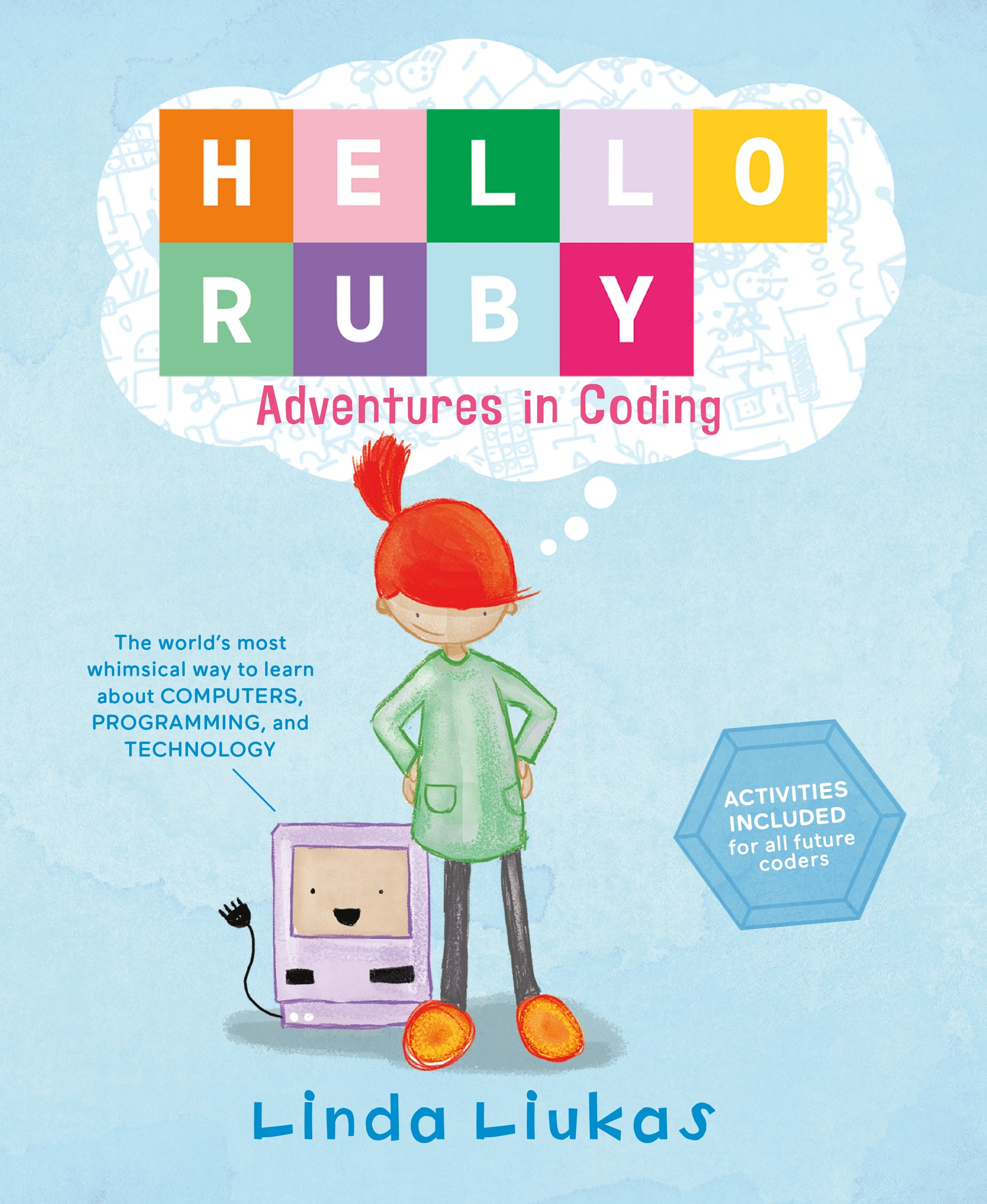 Image of Hello Ruby: Adventures in Coding