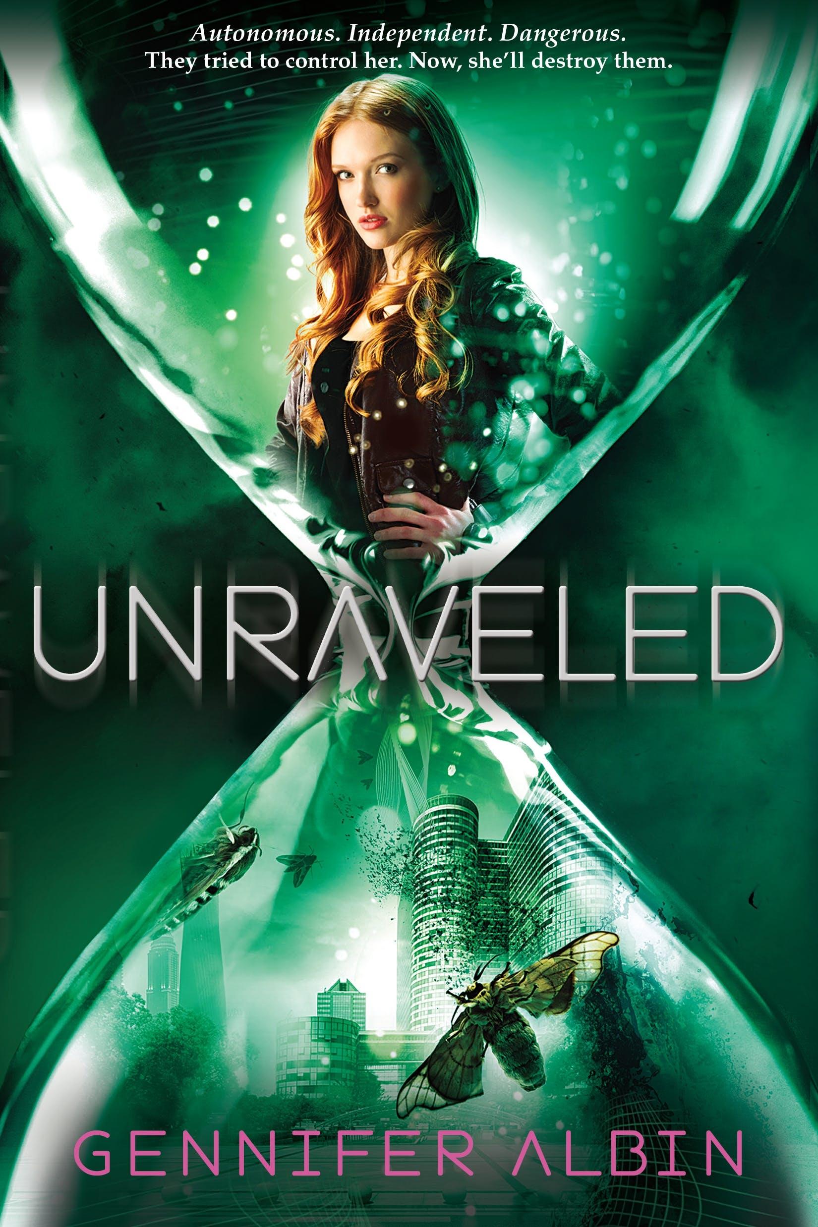 Image of Unraveled