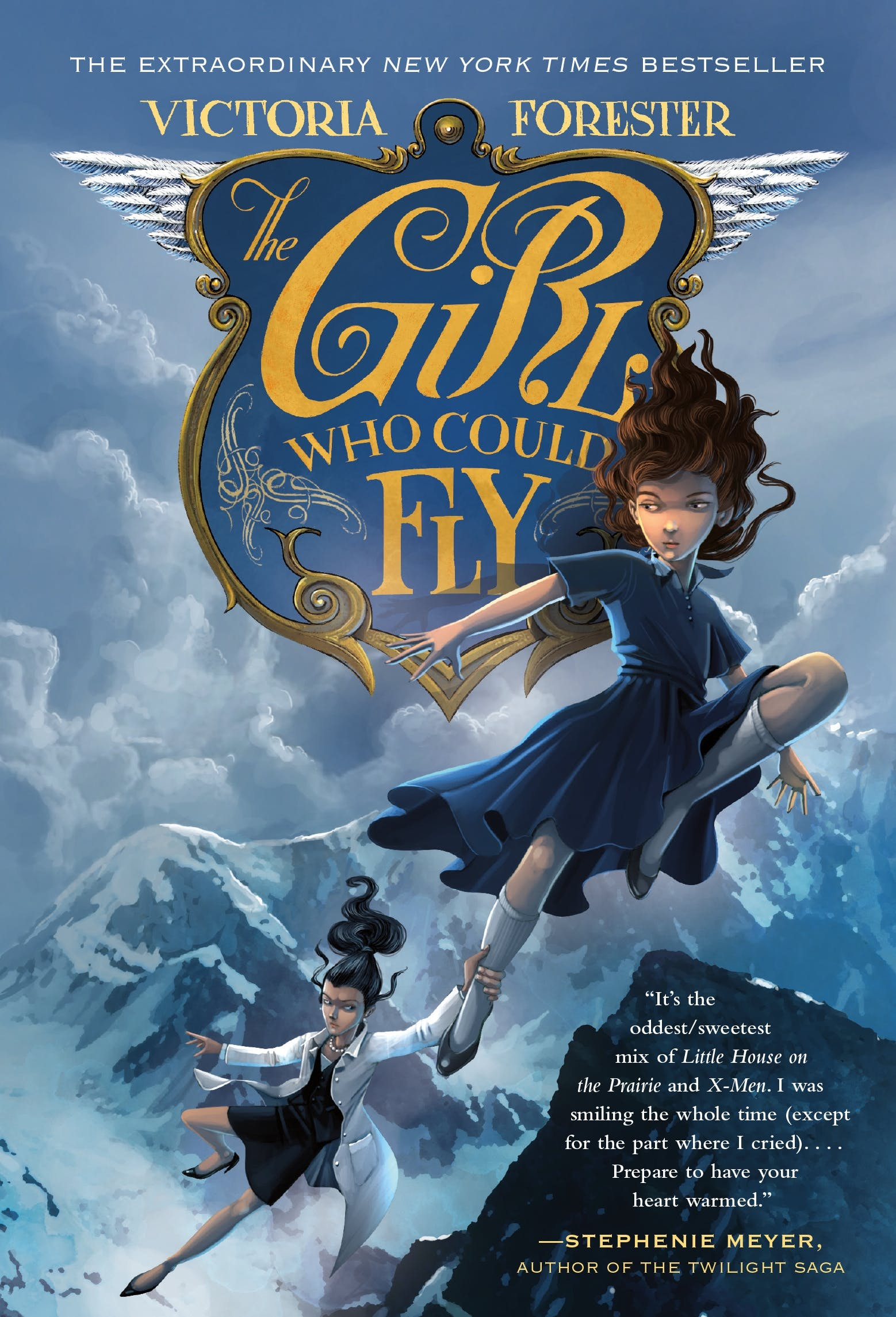 Image of The Girl Who Could Fly