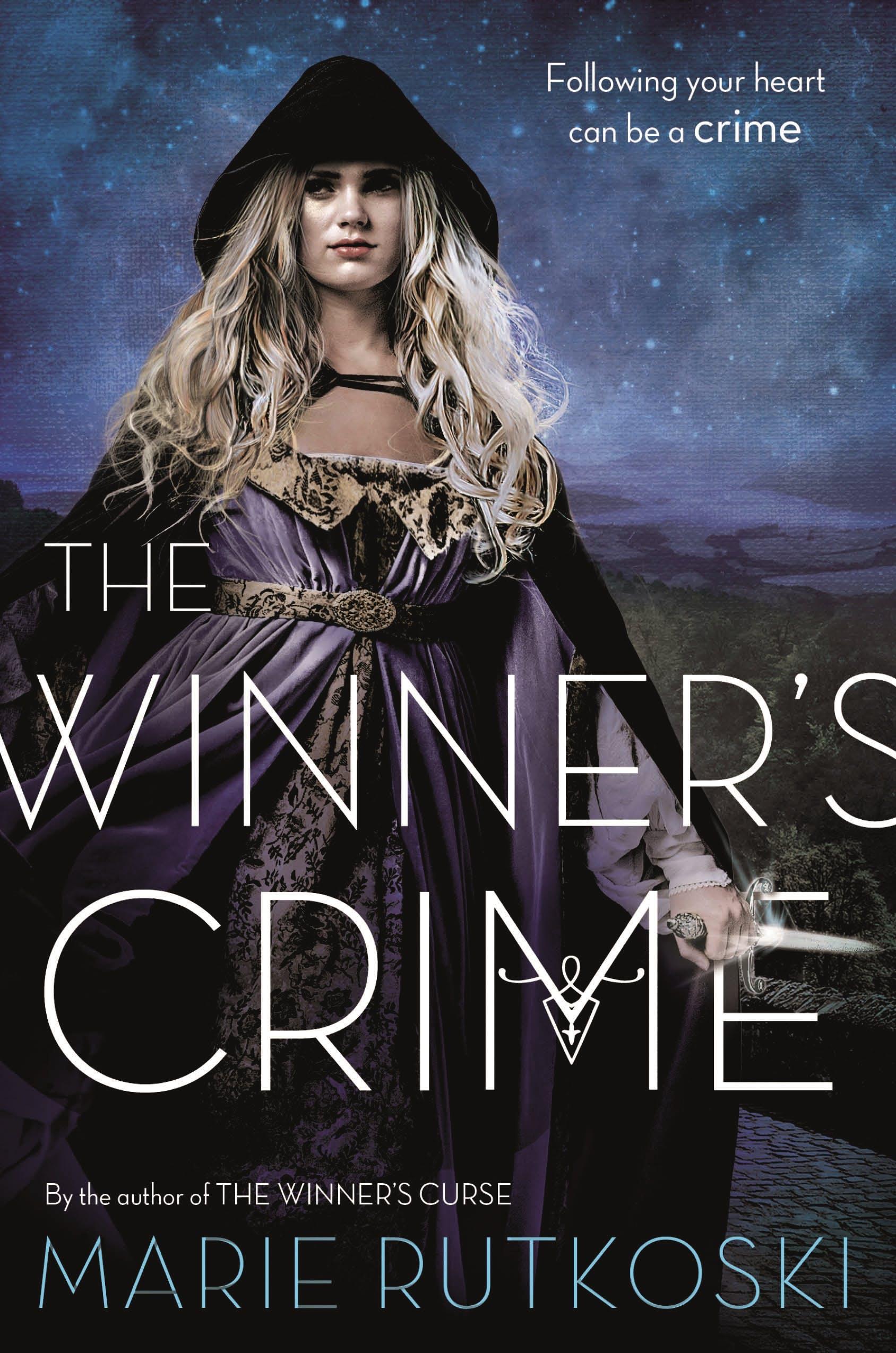 Image of The Winner's Crime