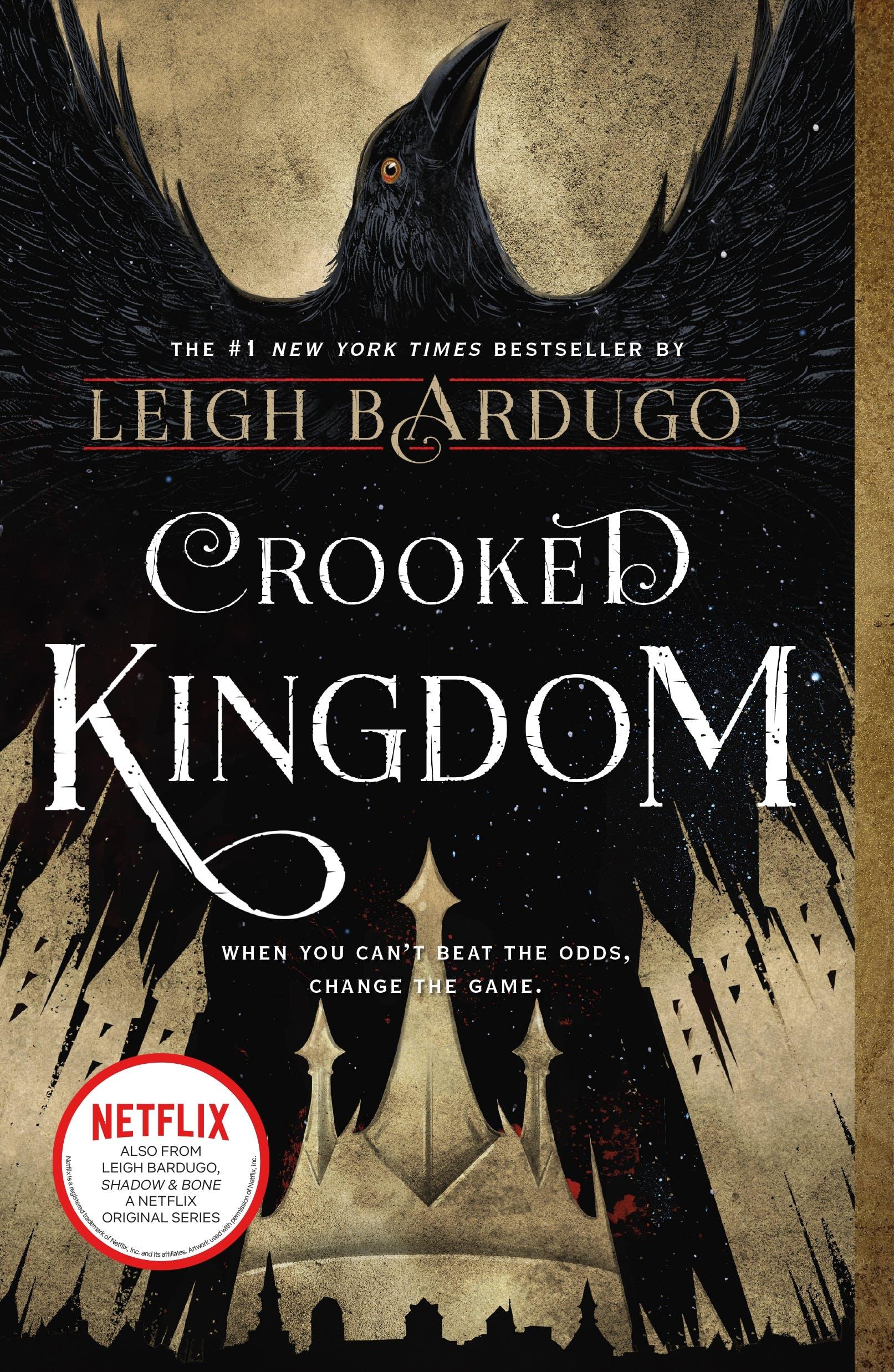 Image of Crooked Kingdom