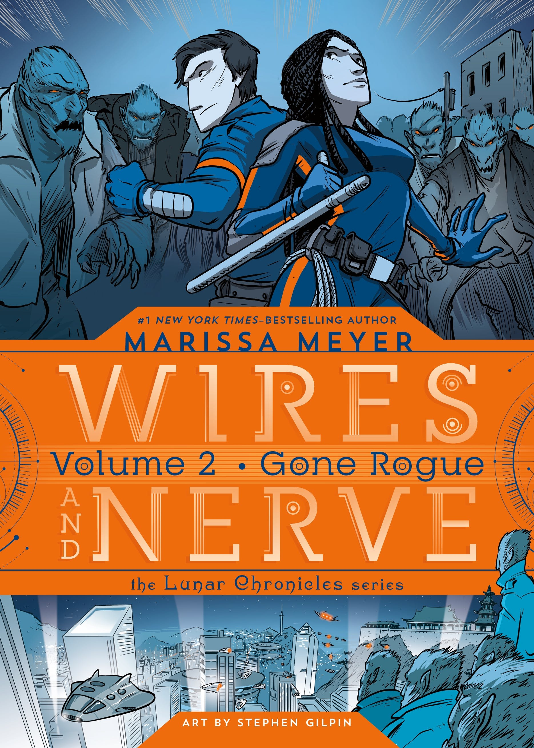 Image of Wires and Nerve, Volume 2