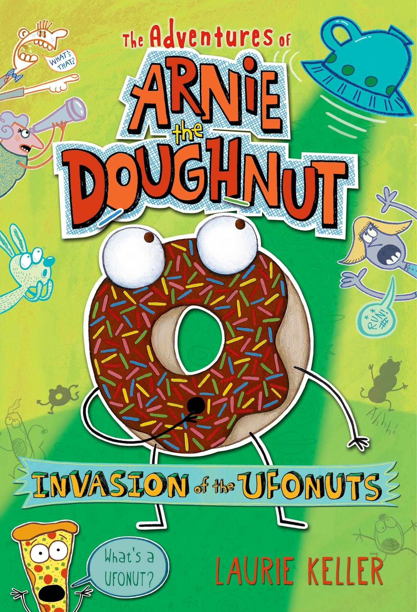 Image of Invasion of the Ufonuts