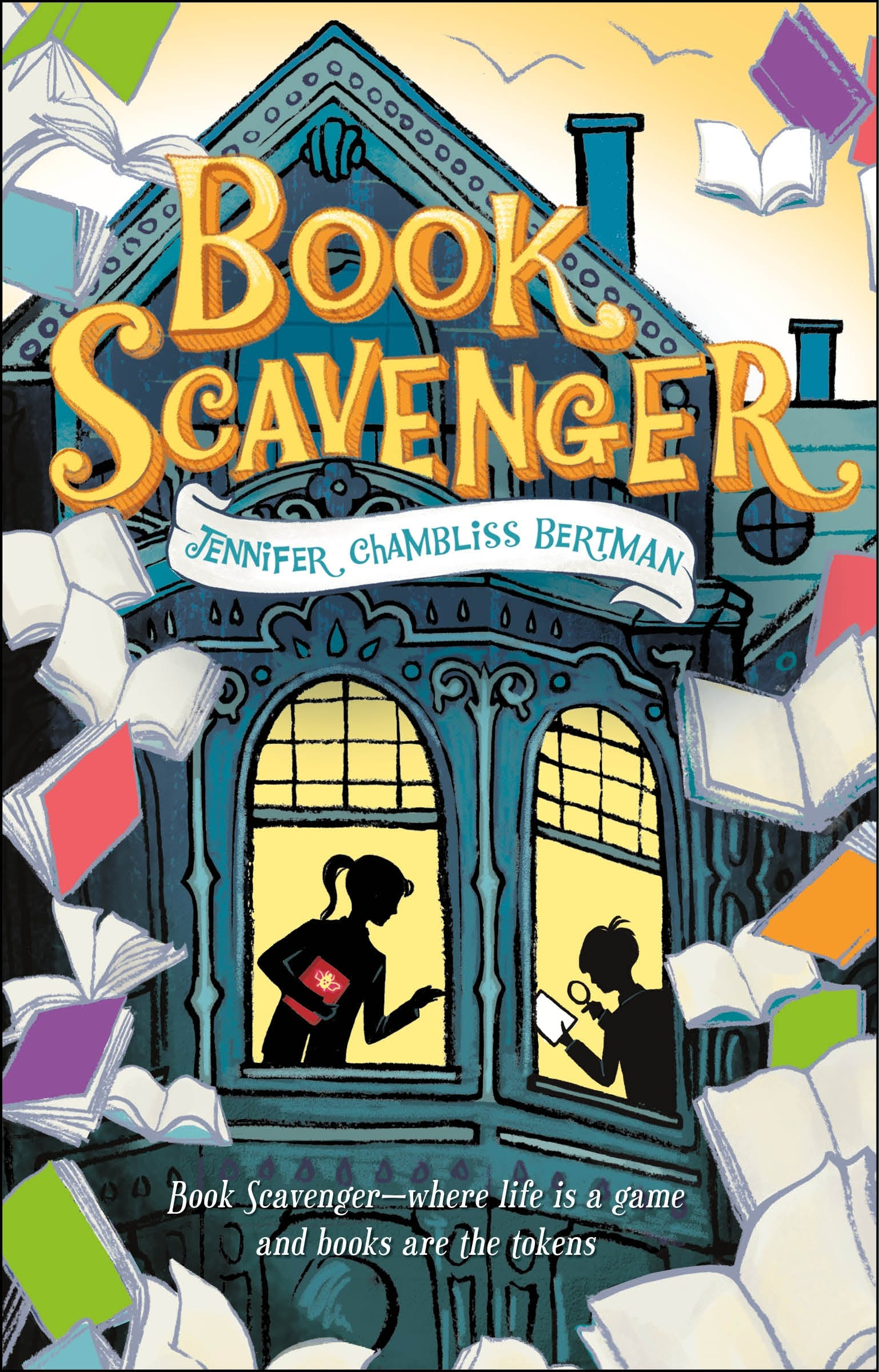Image of Book Scavenger