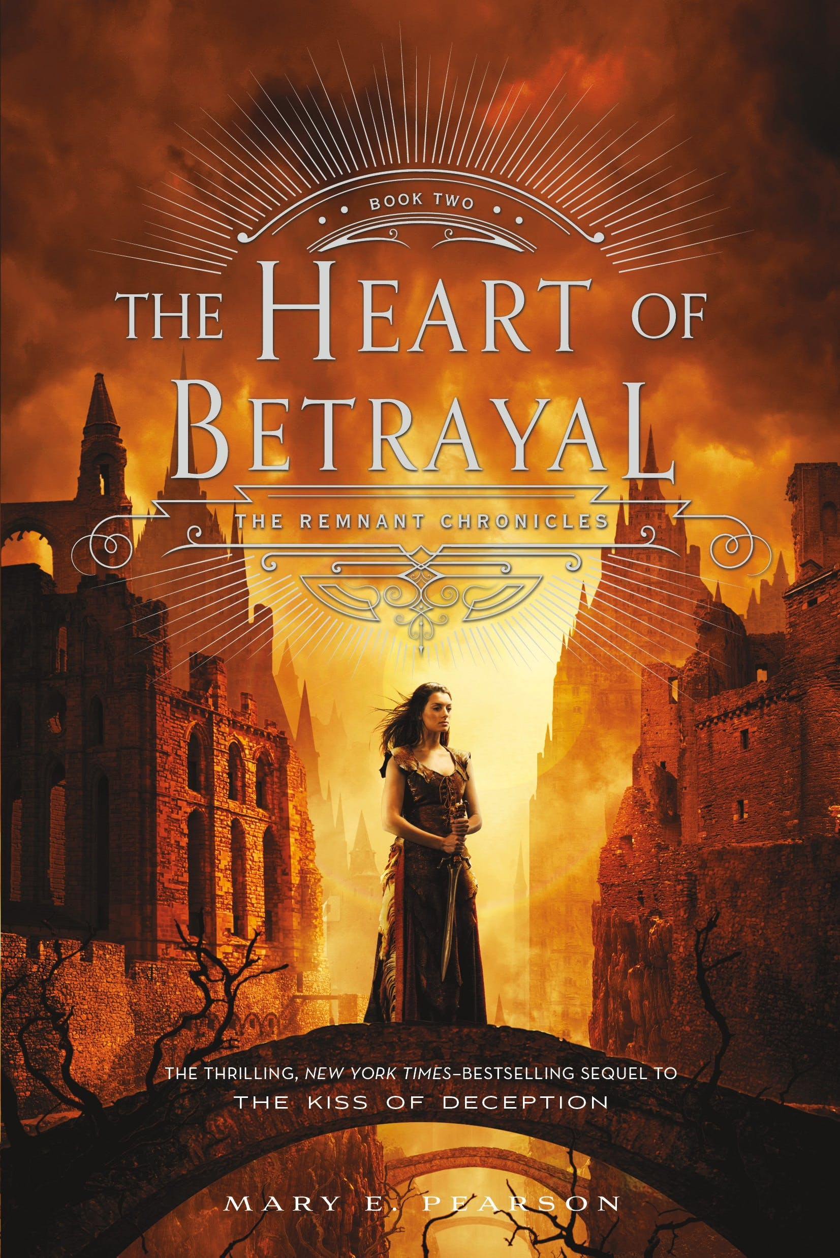 Image of The Heart of Betrayal