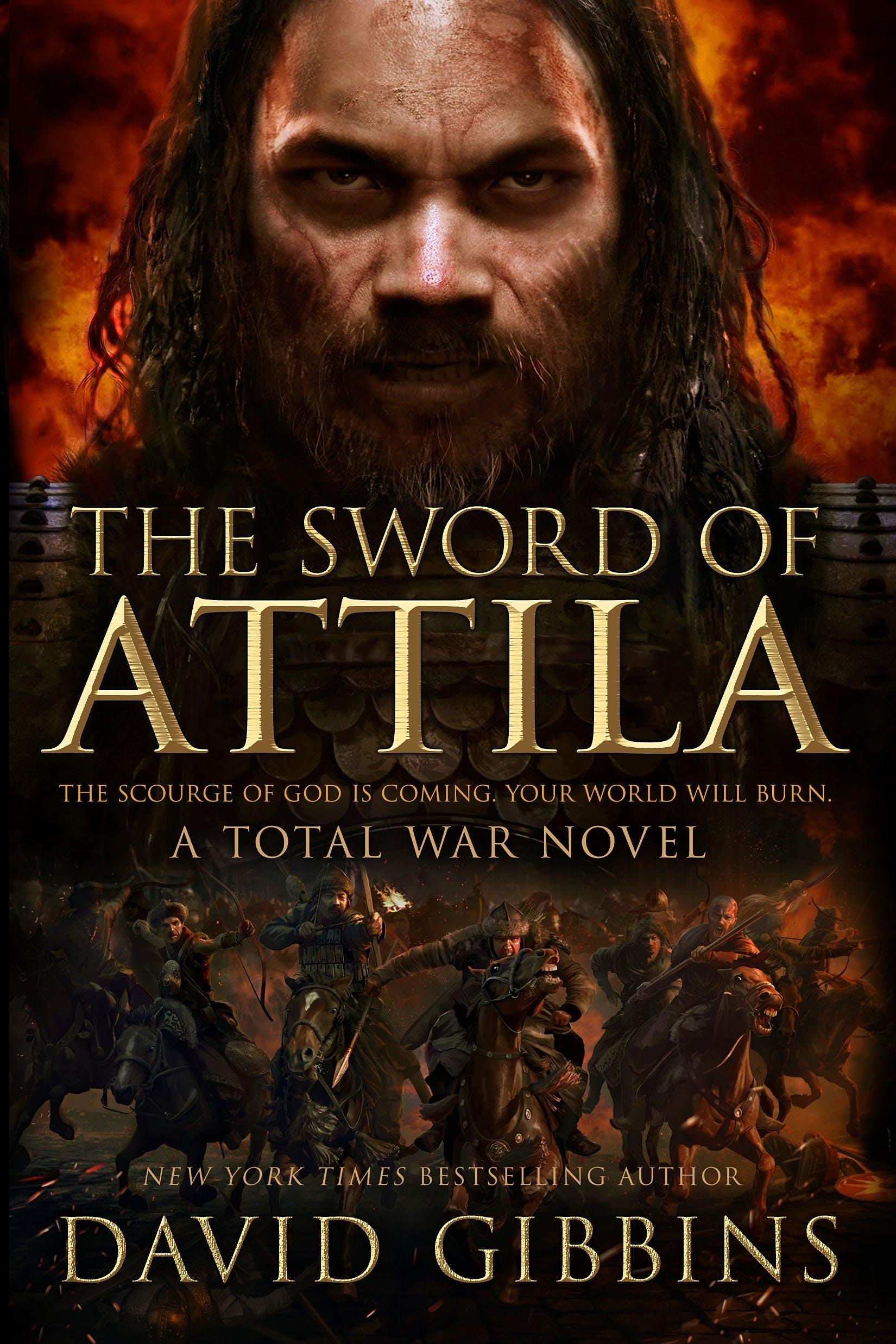Image of The Sword of Attila