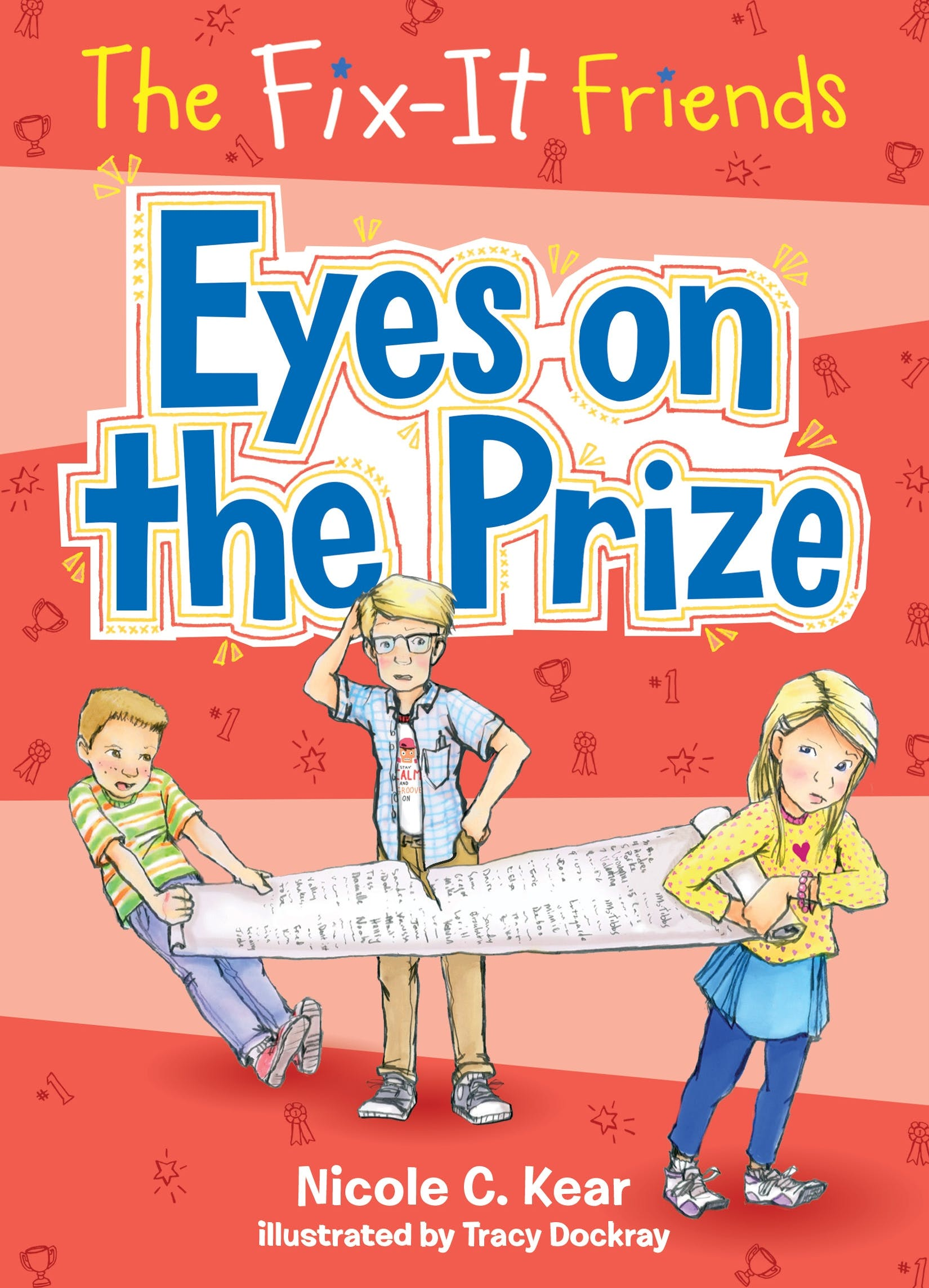 Image of The Fix-It Friends: Eyes on the Prize