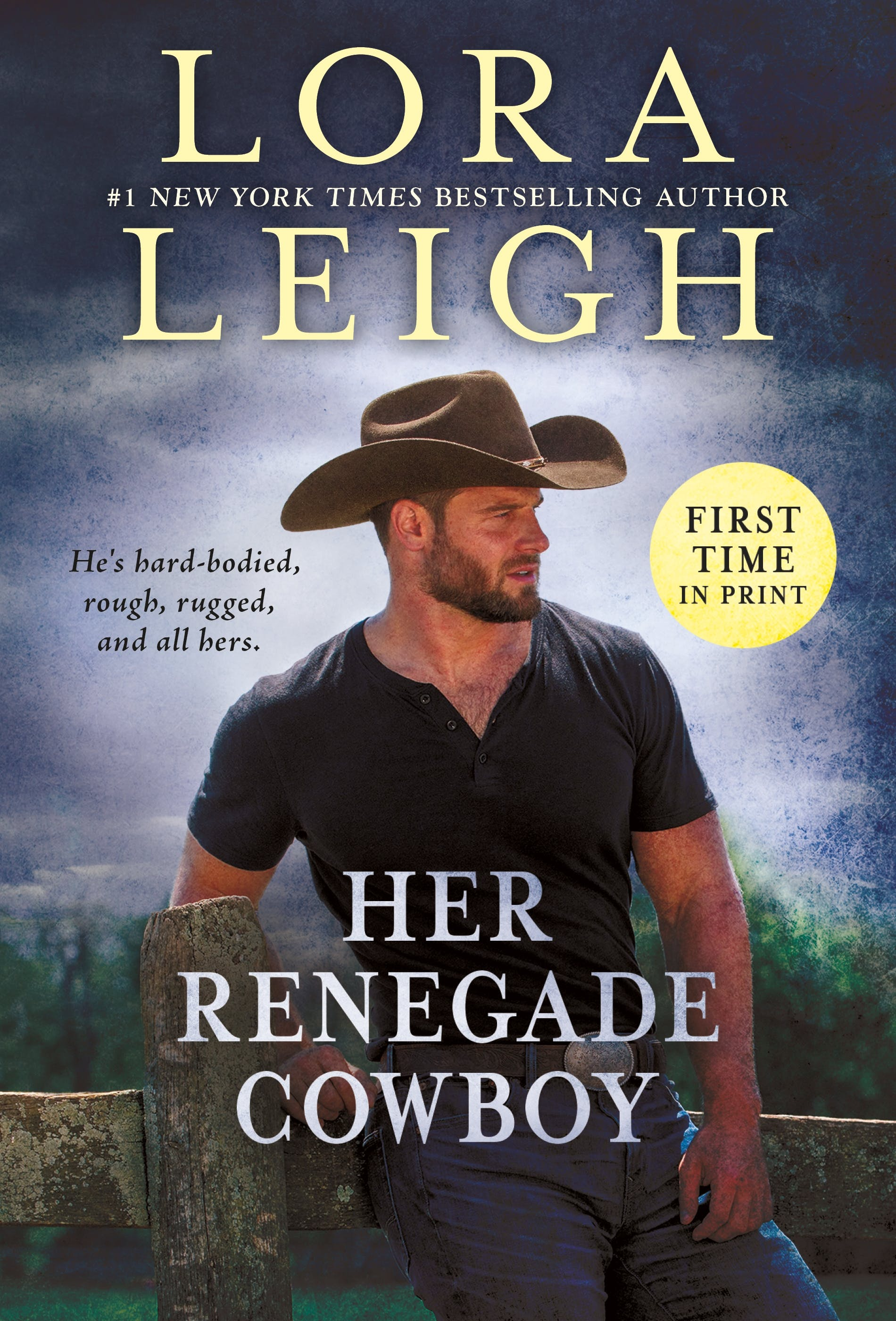 Image of Her Renegade Cowboy