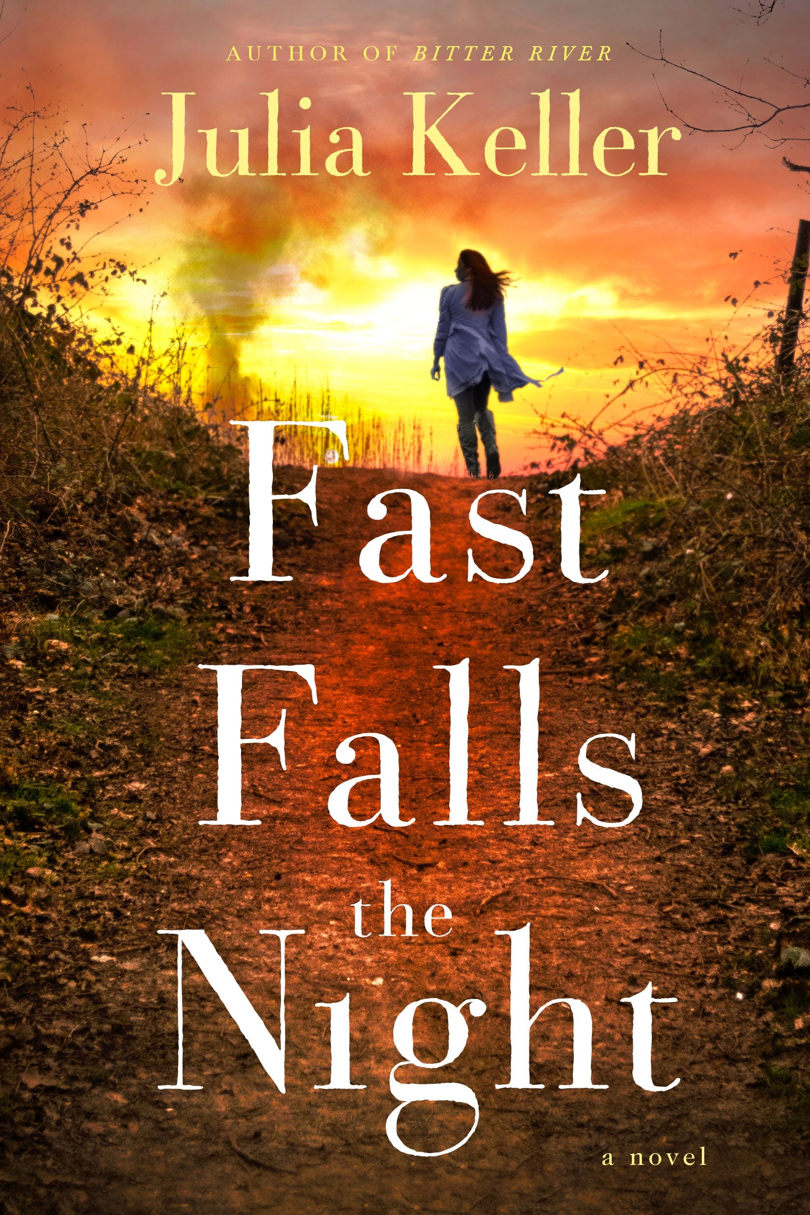 Image of Fast Falls the Night