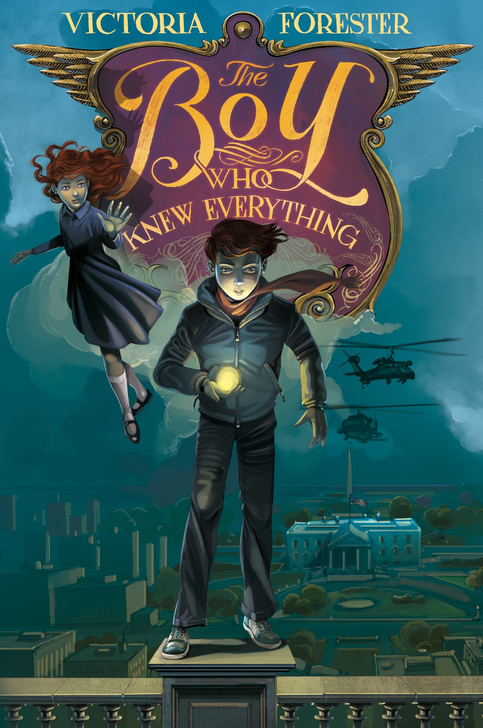 Image of The Boy Who Knew Everything