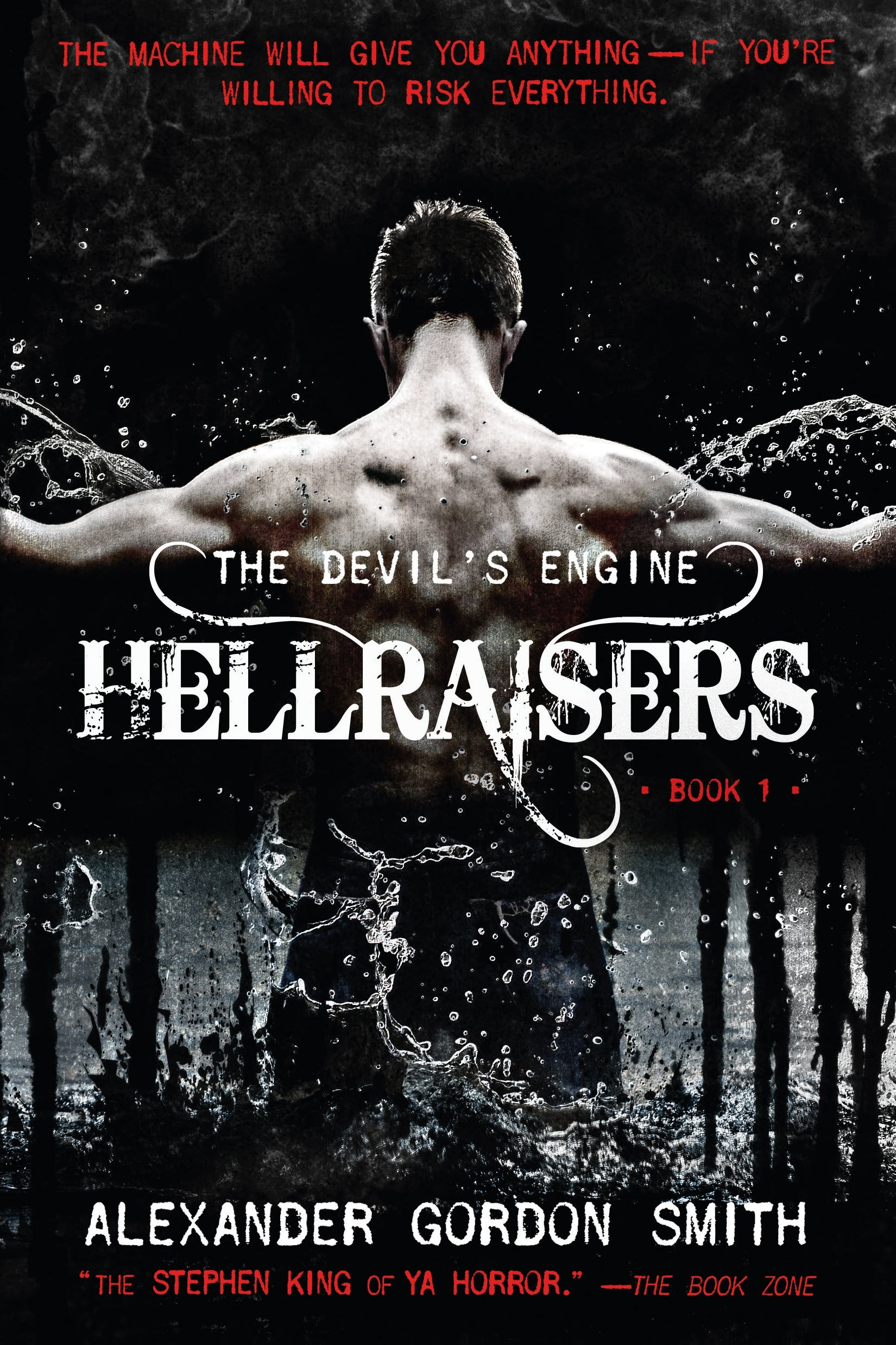 Image of The Devil's Engine: Hellraisers