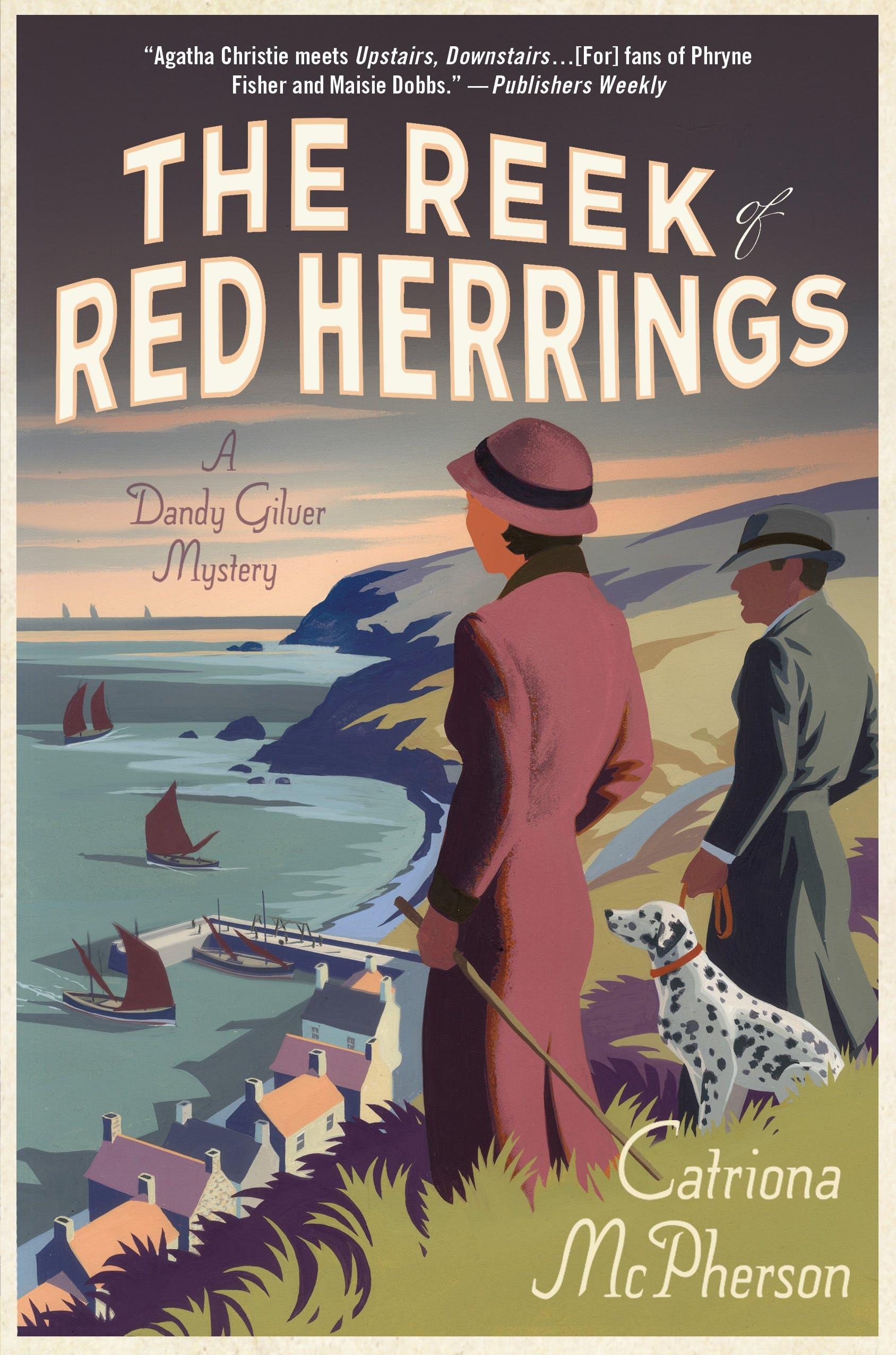 Image of The Reek of Red Herrings