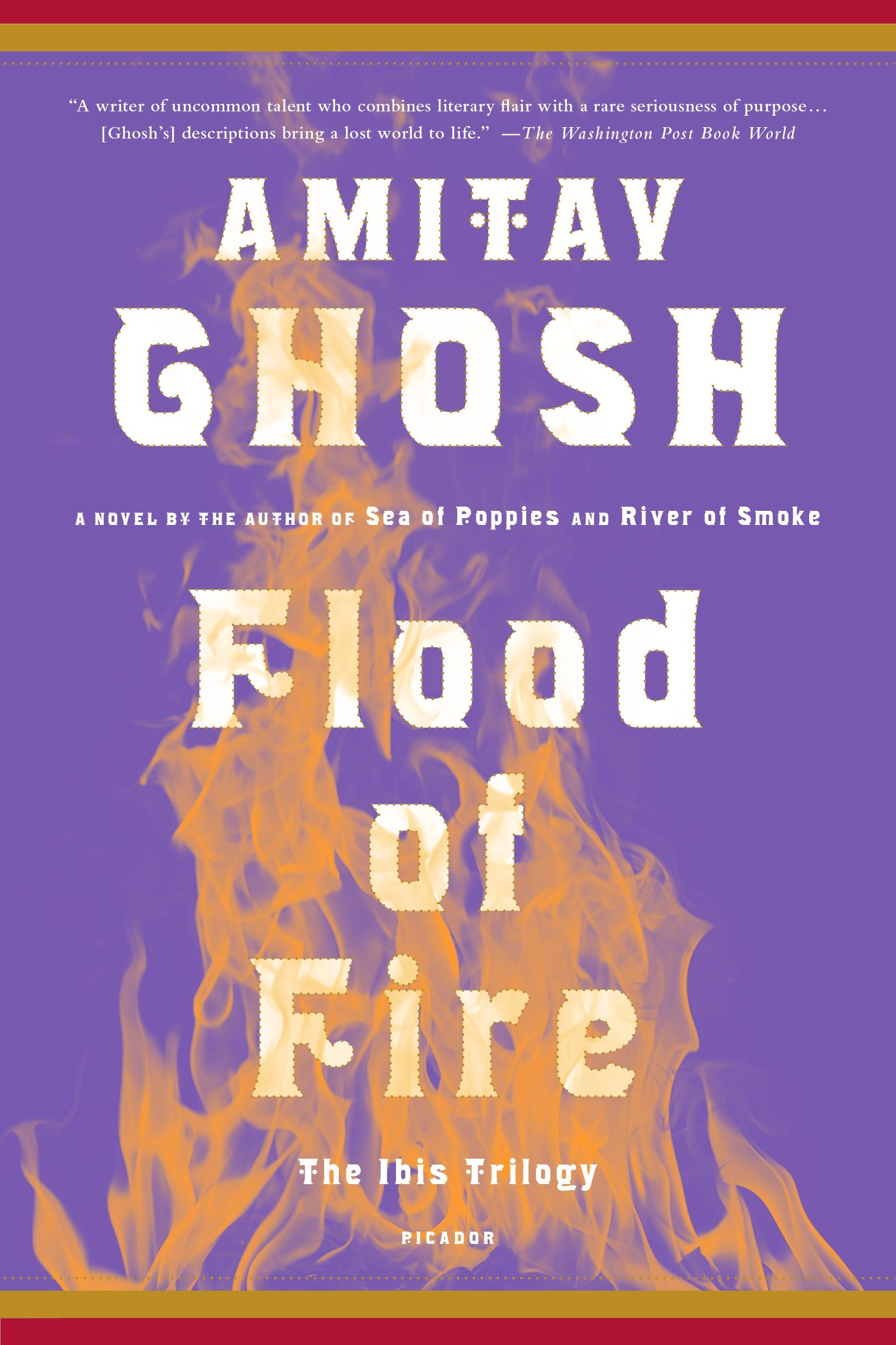 Image of Flood of Fire