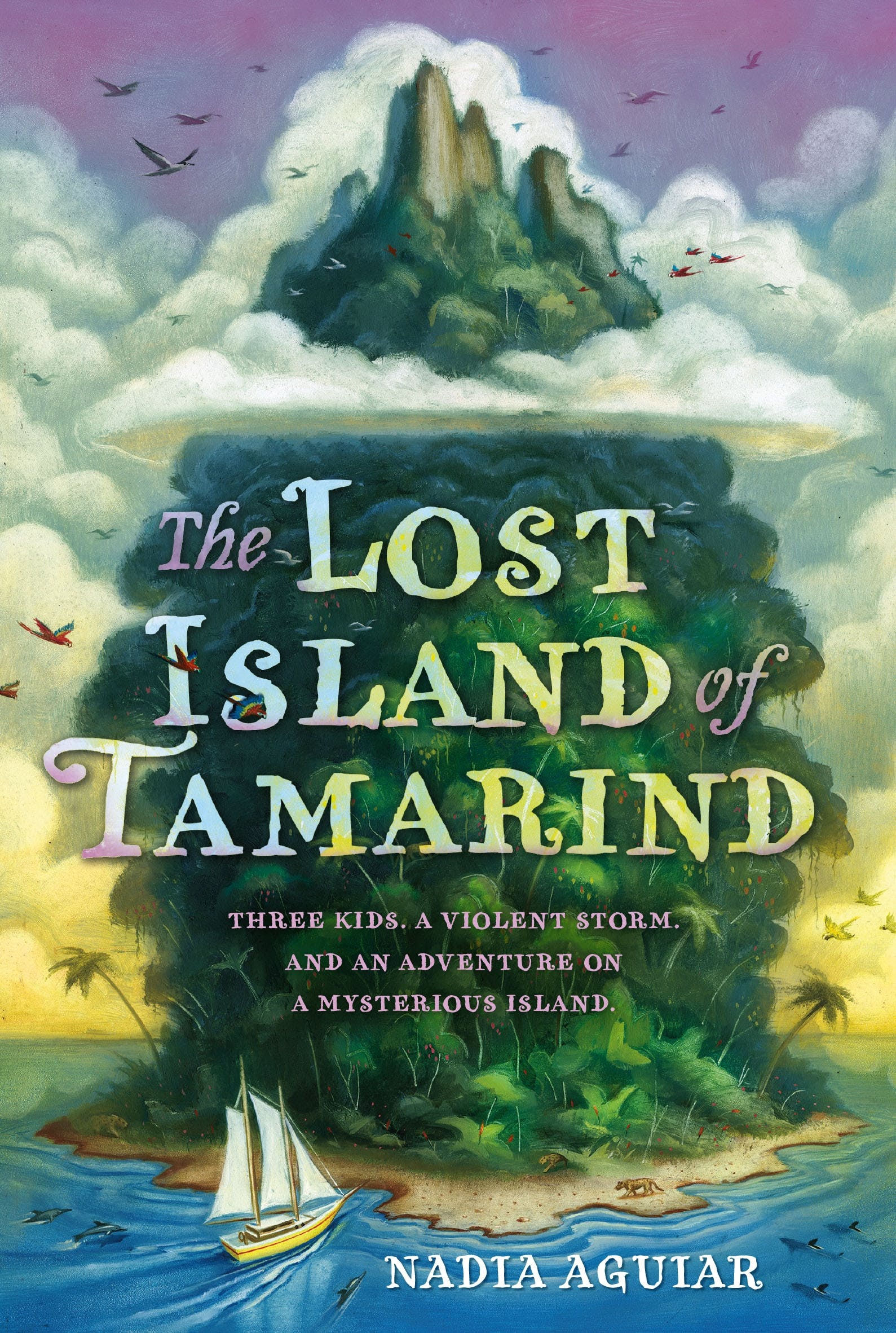 Image of The Lost Island of Tamarind
