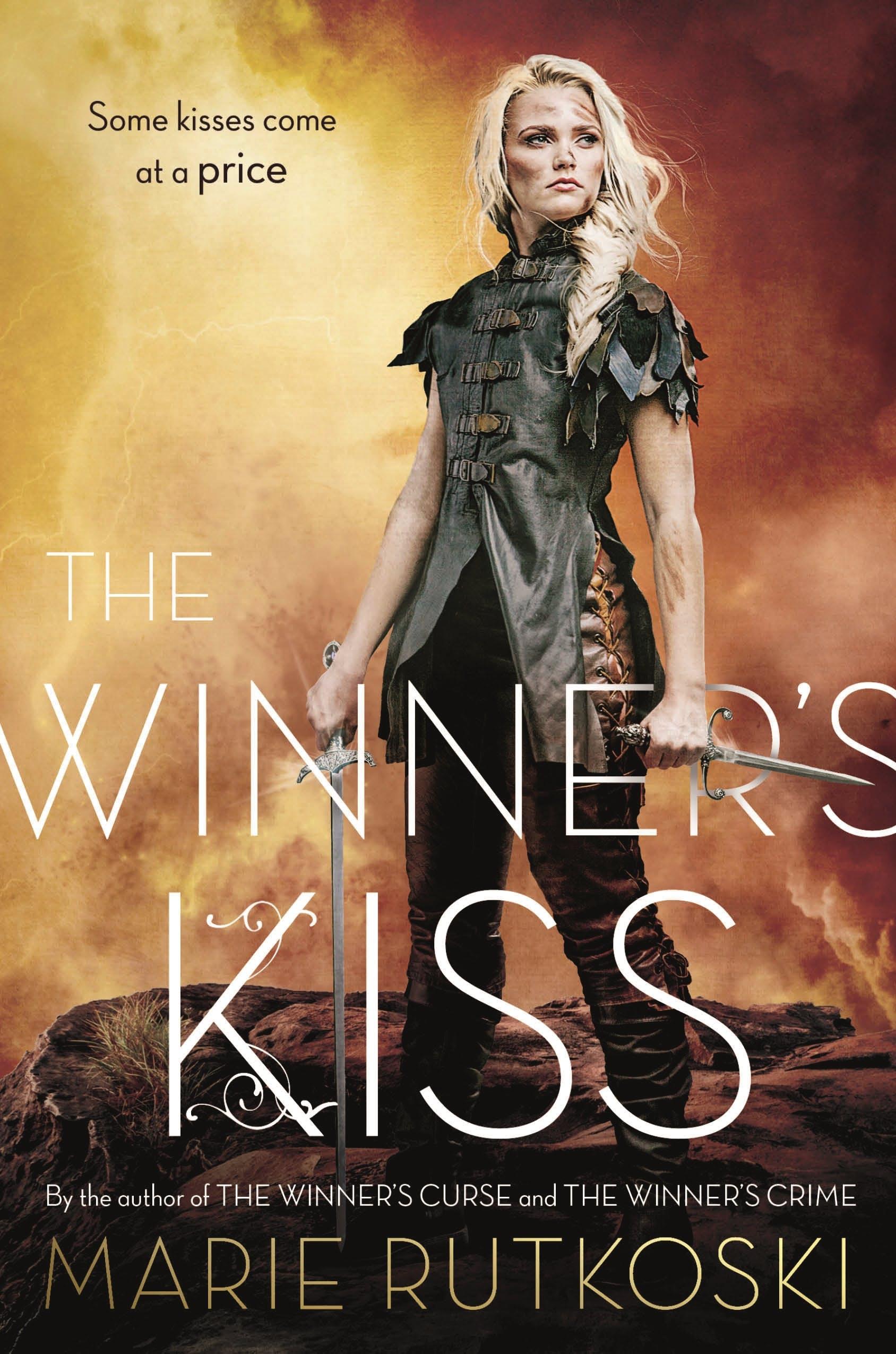 Image of The Winner's Kiss