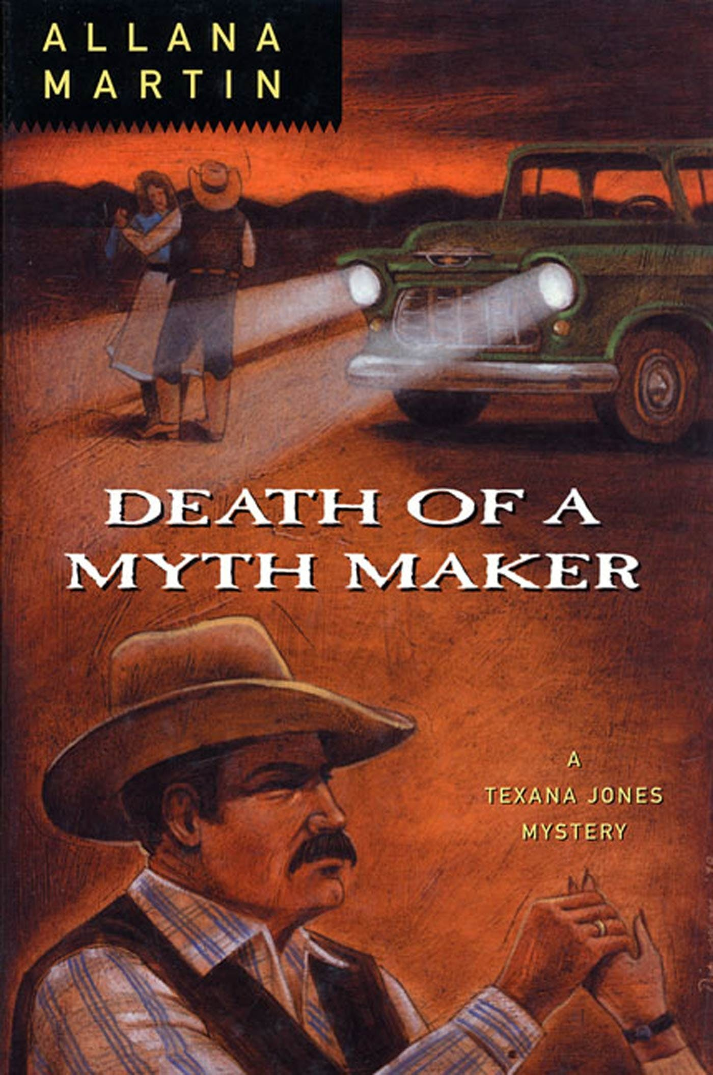 Image of Death of a Myth Maker