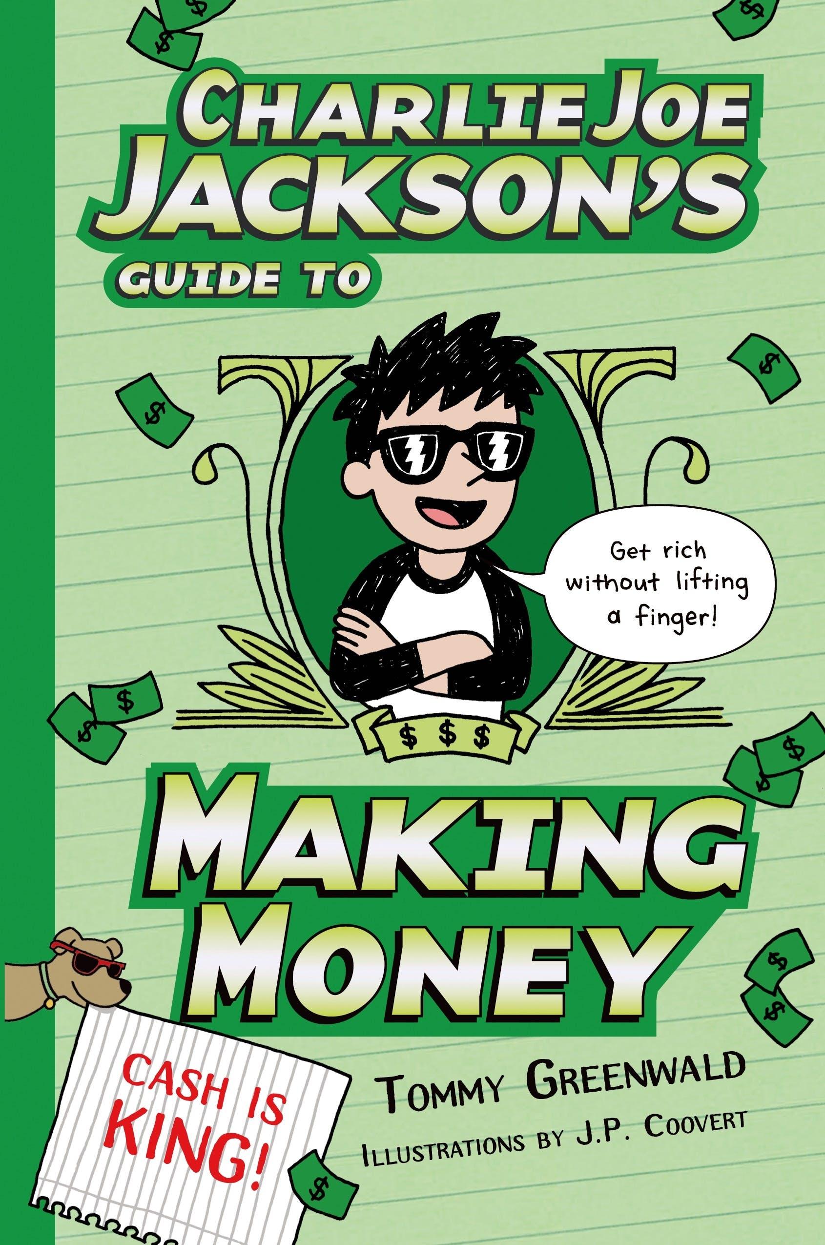 Image of Charlie Joe Jackson's Guide to Making Money