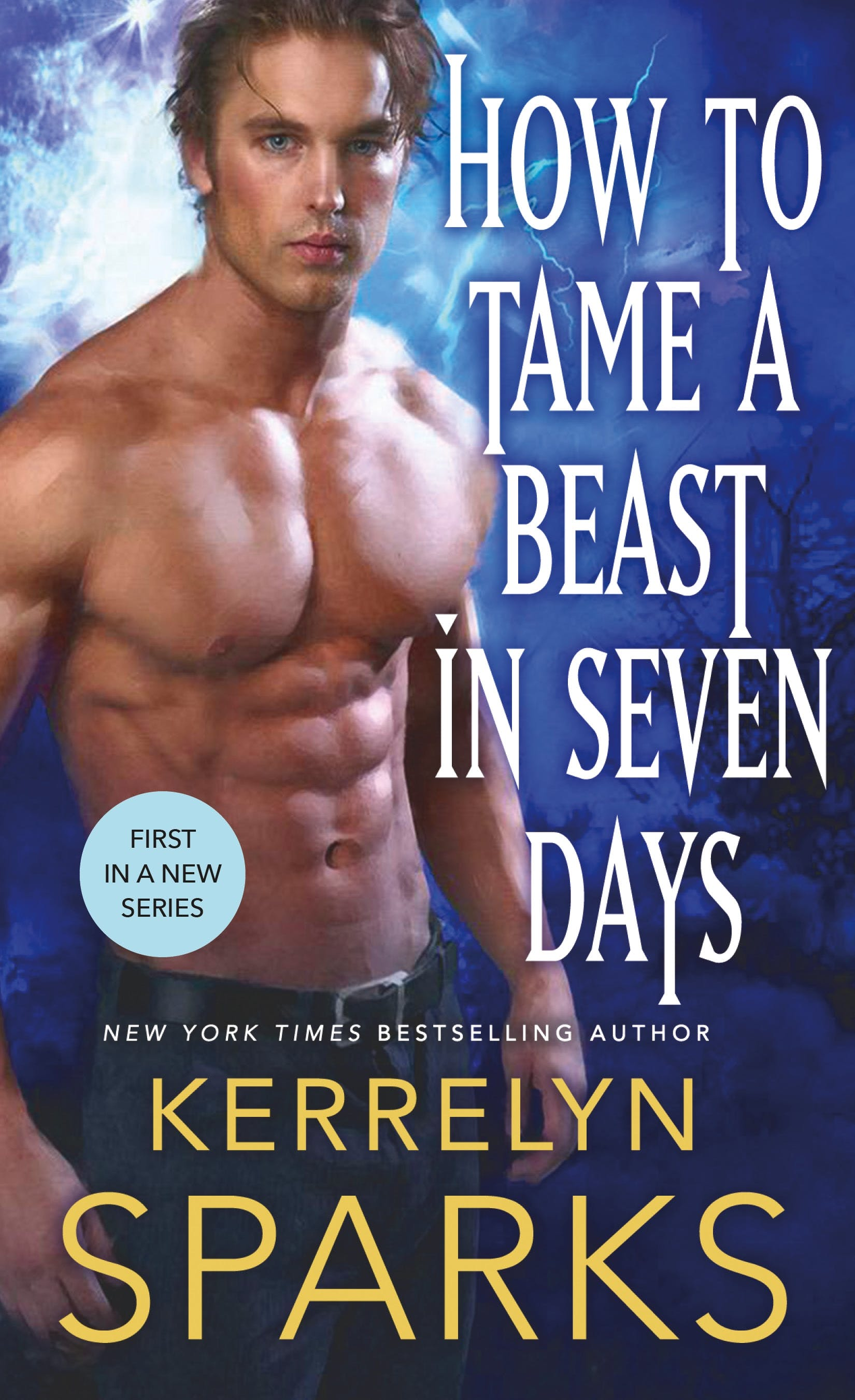 Image of How to Tame a Beast in Seven Days