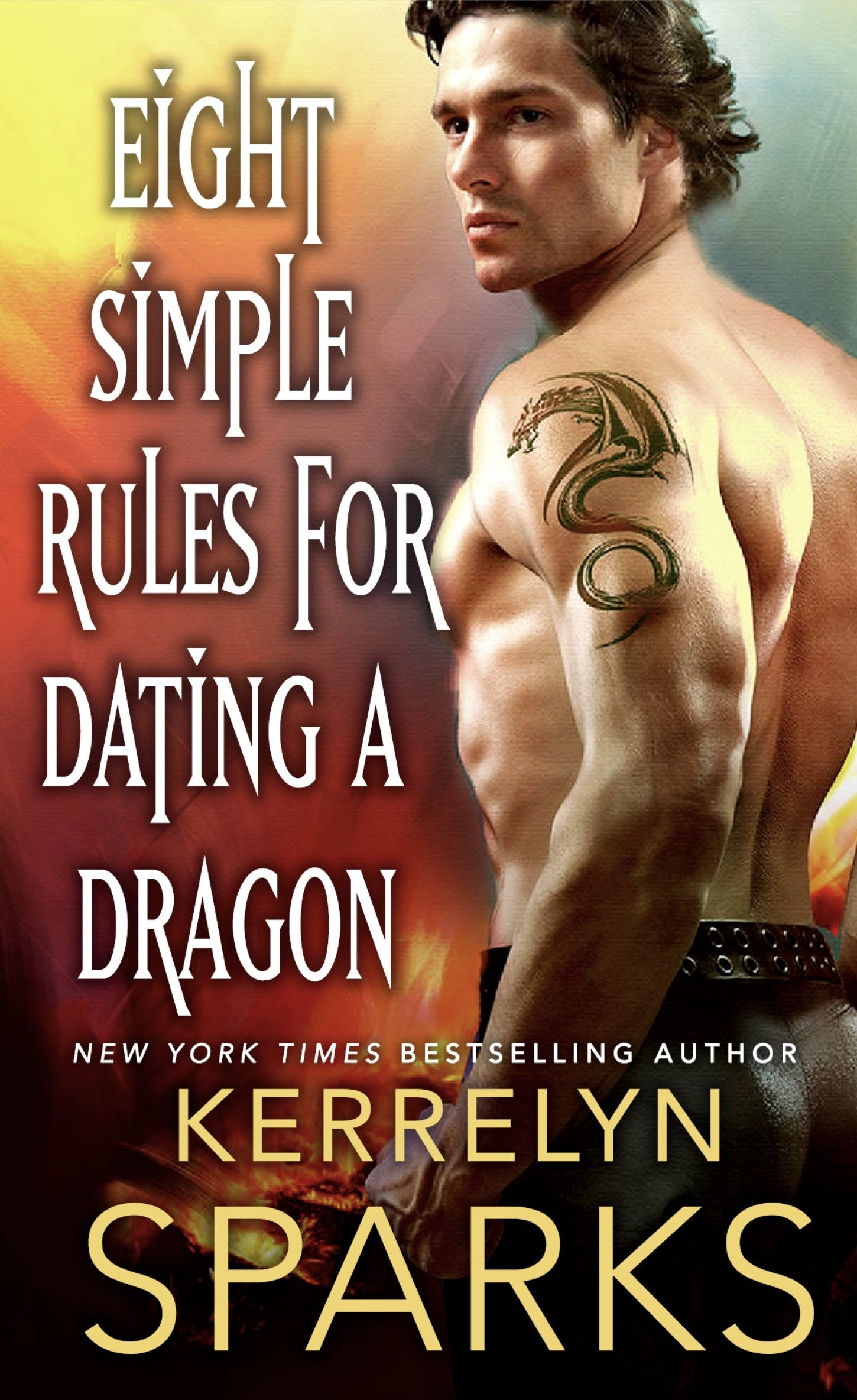 Image of Eight Simple Rules for Dating a Dragon