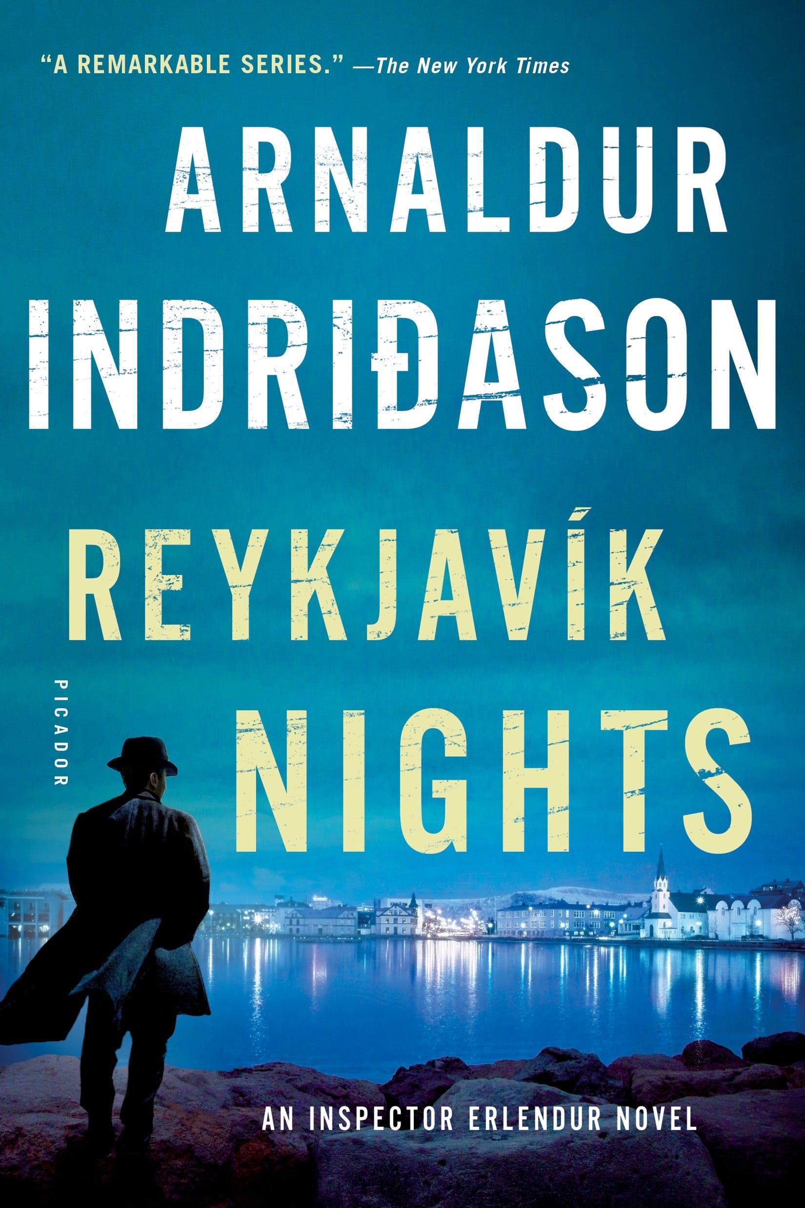 Image of Reykjavik Nights