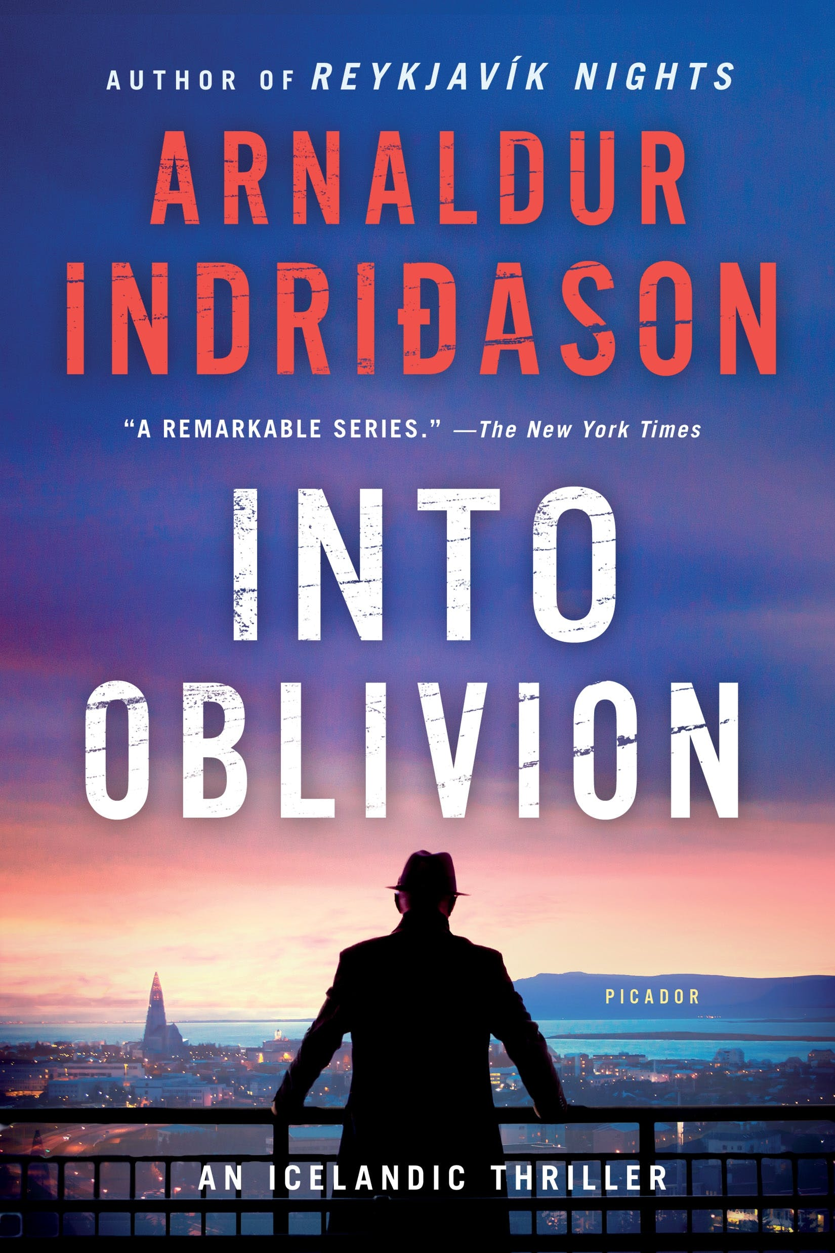 Image of Into Oblivion