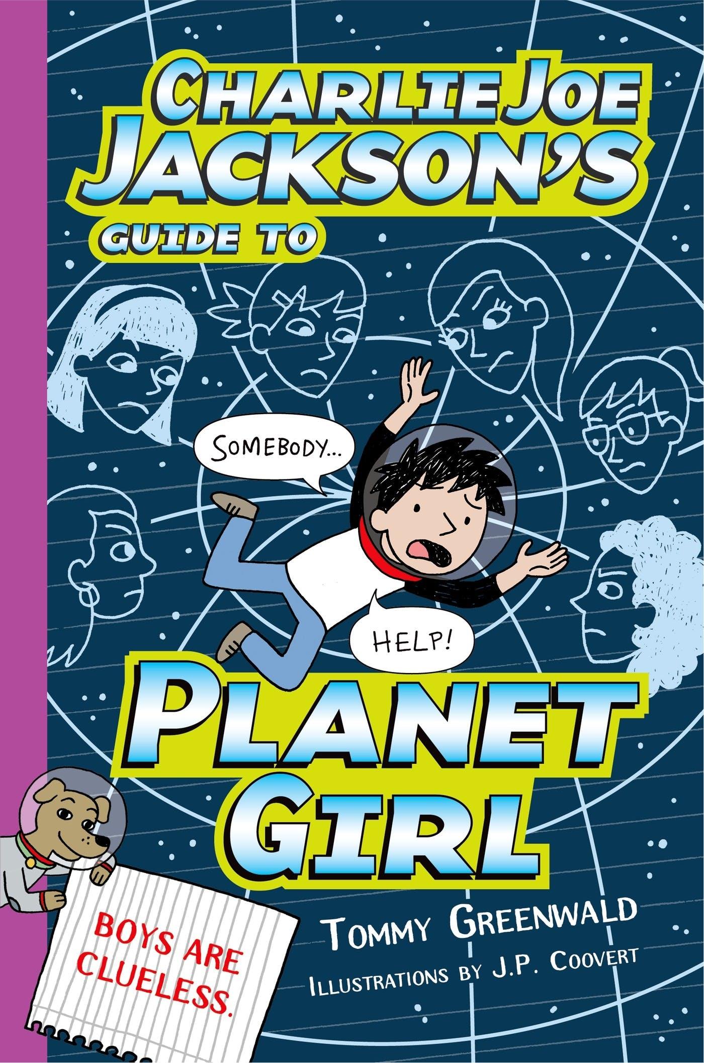 Image of Charlie Joe Jackson's Guide to Planet Girl