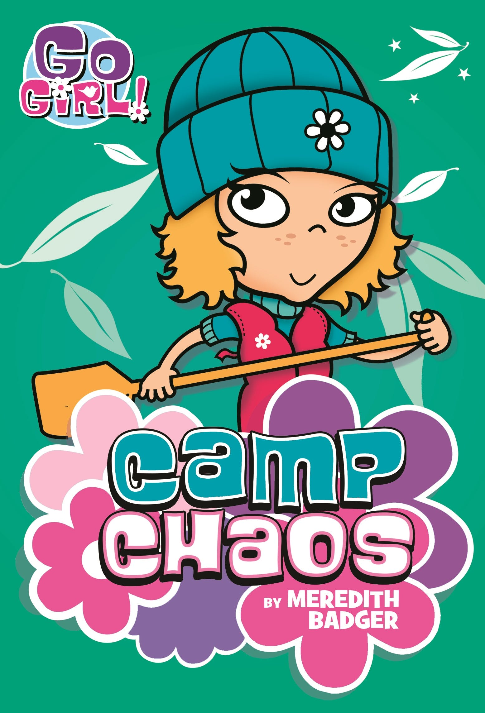 Image of Go Girl #9: Camp Chaos