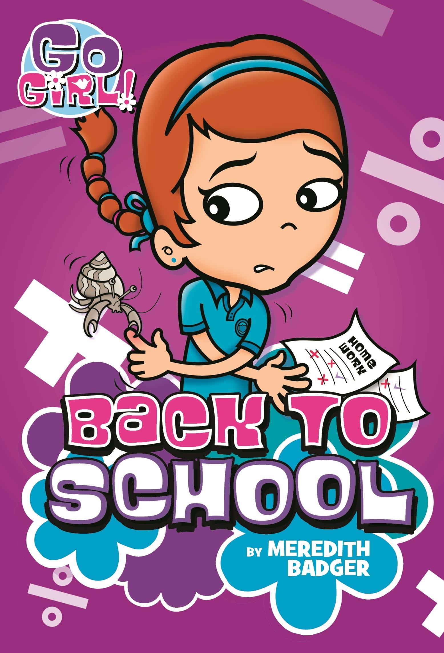 Image of Go Girl #10: Back to School