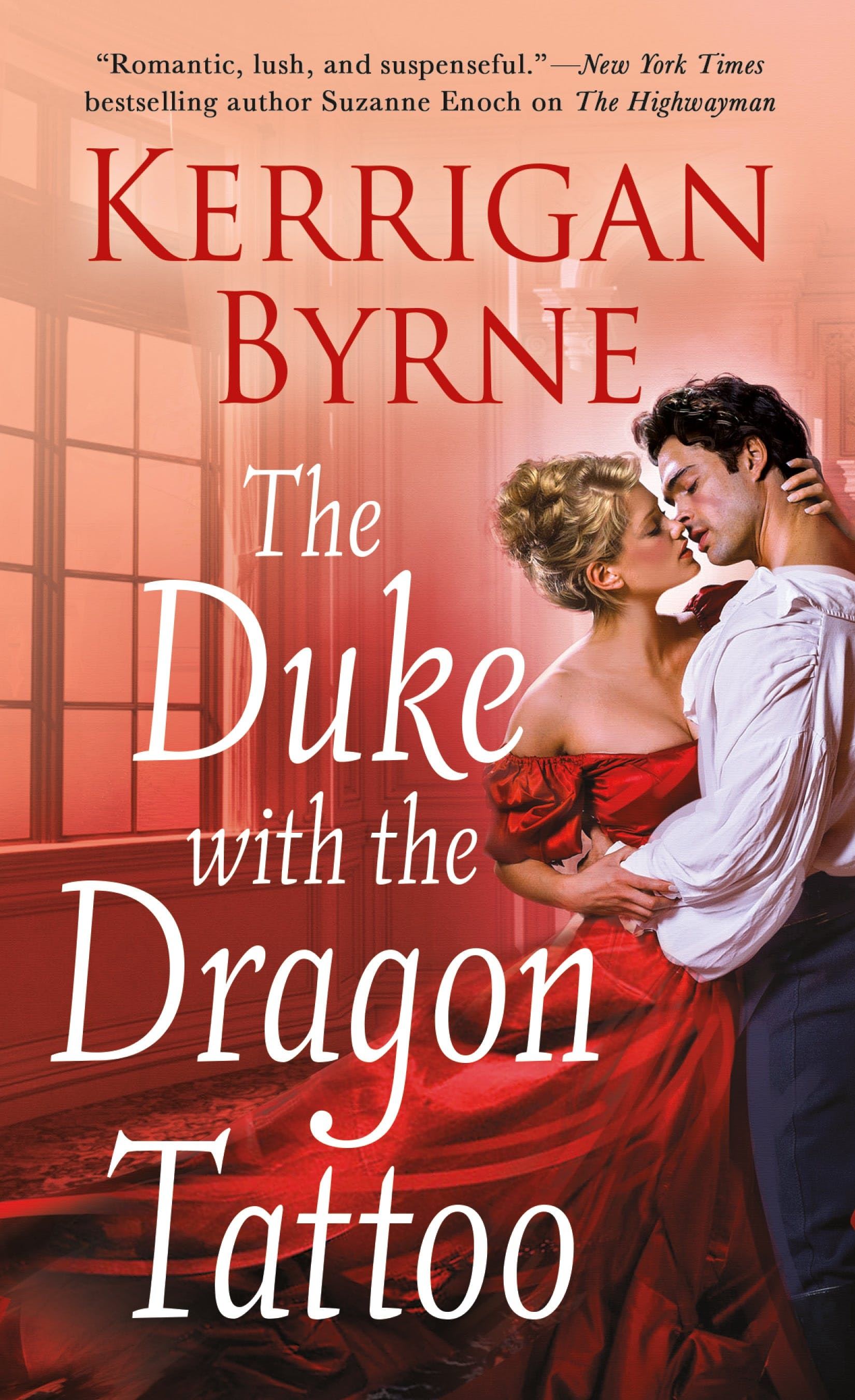 Image of The Duke With the Dragon Tattoo