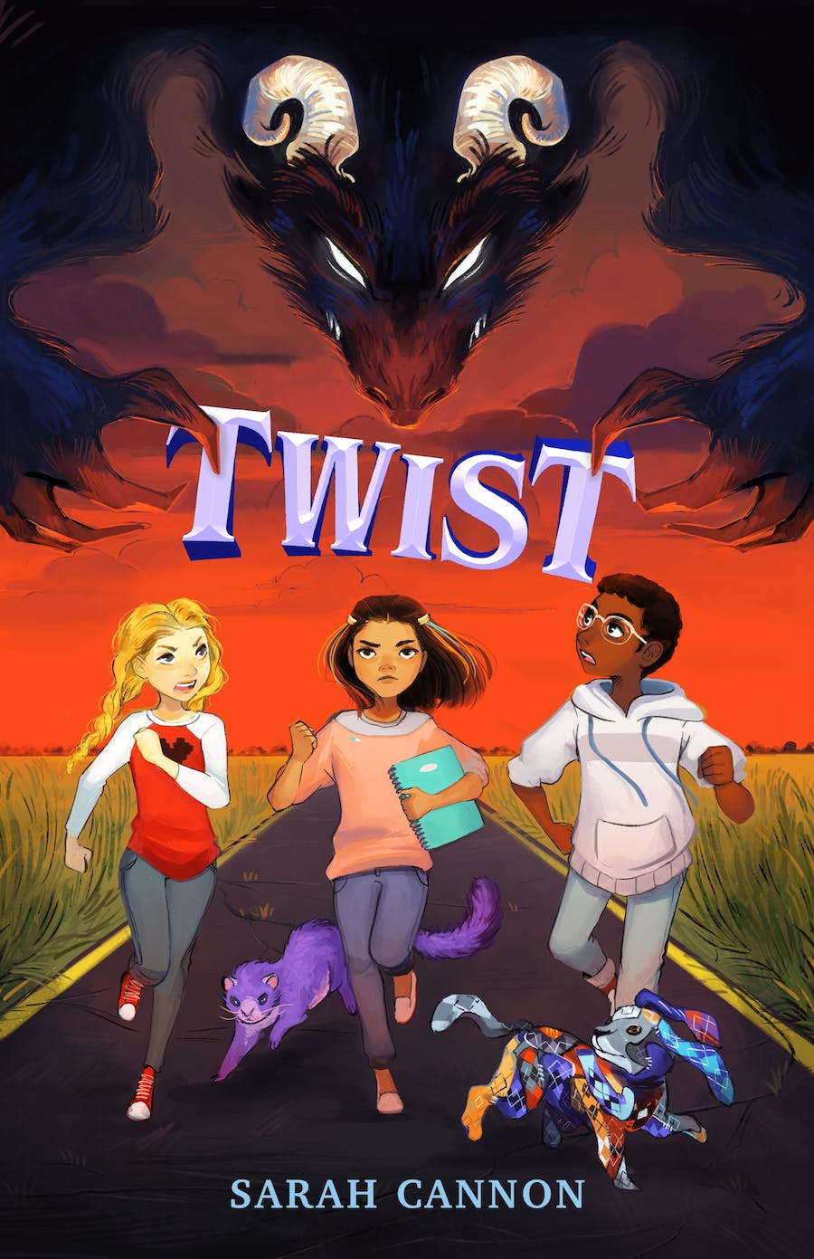 Twist by Sarah Cannon