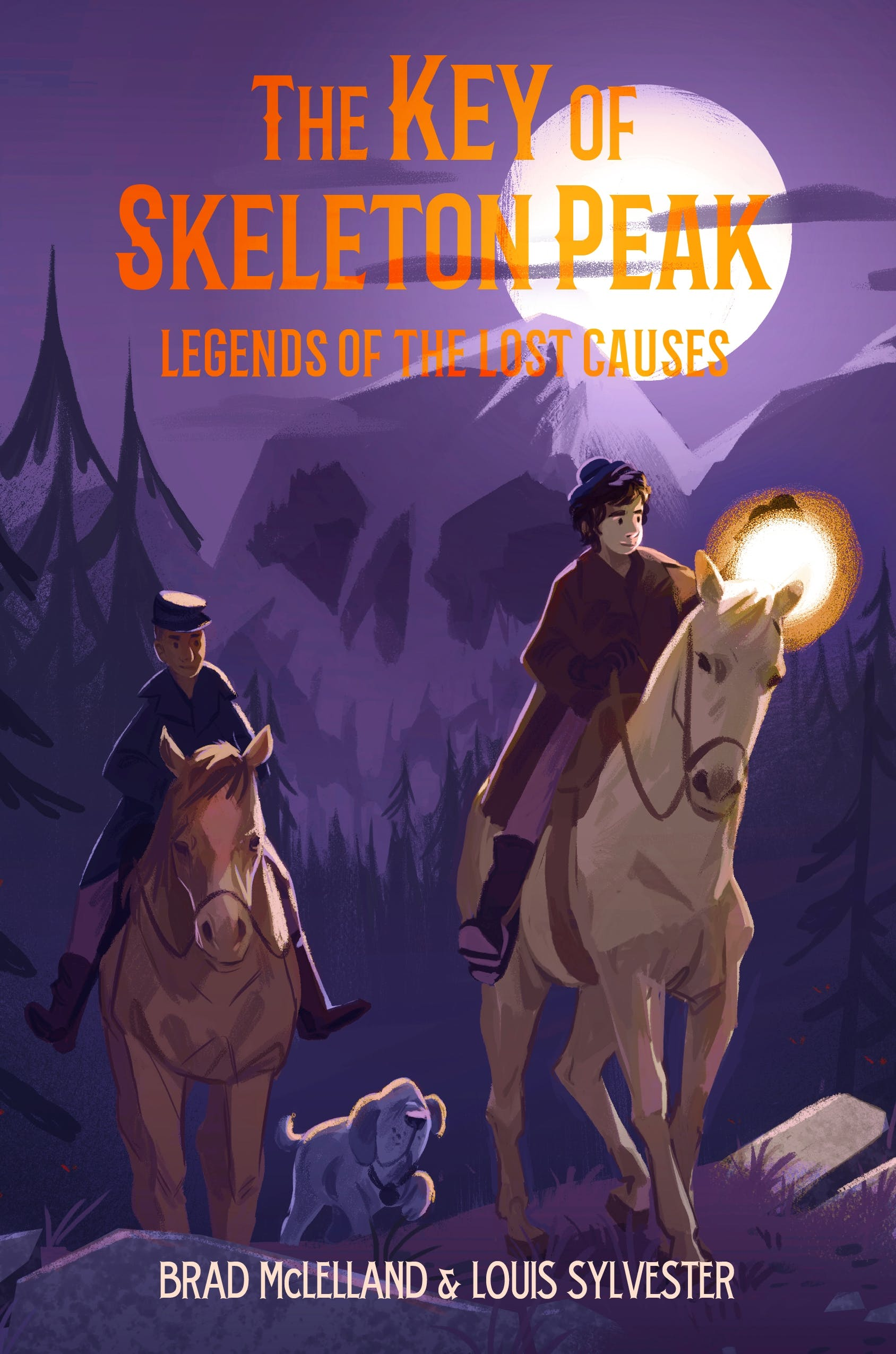 Image of The Key of Skeleton Peak: Legends of the Lost Causes