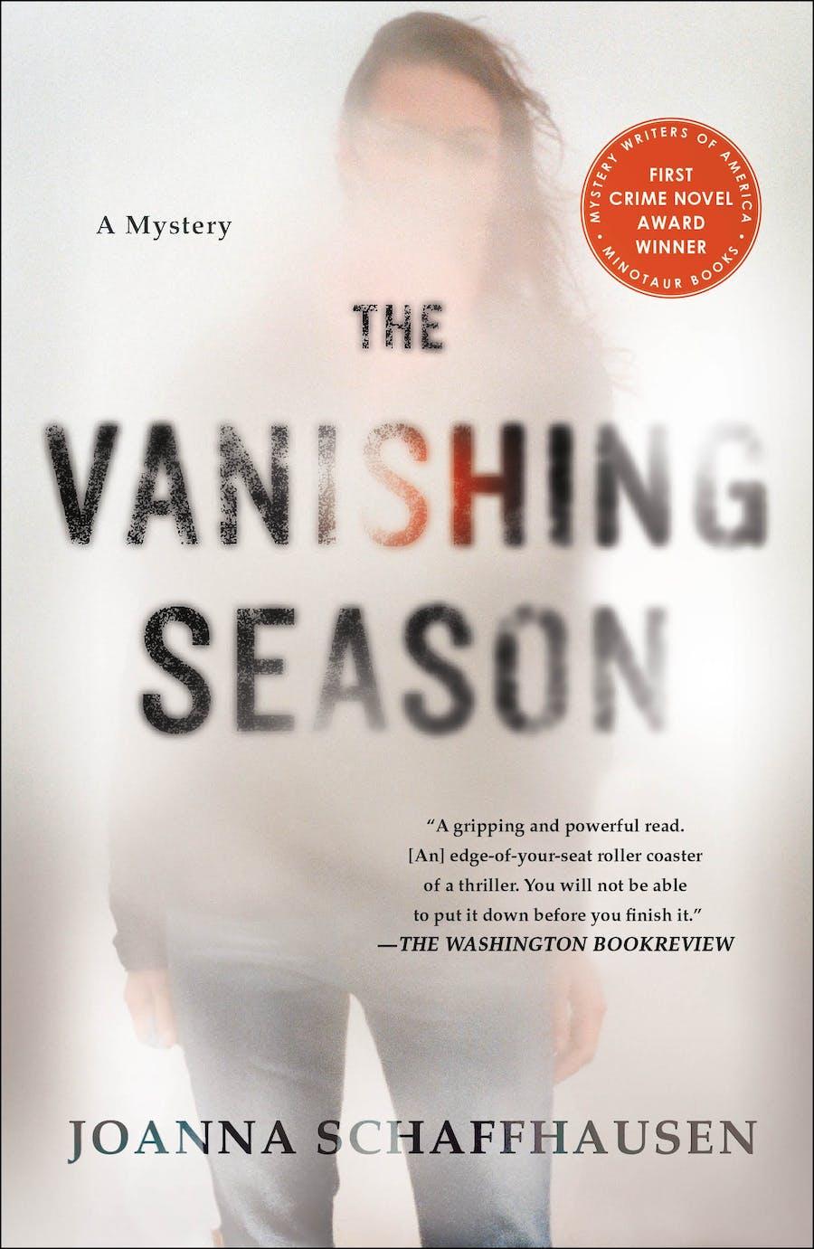 The Vanishing Season by Joanna Schaffhausen