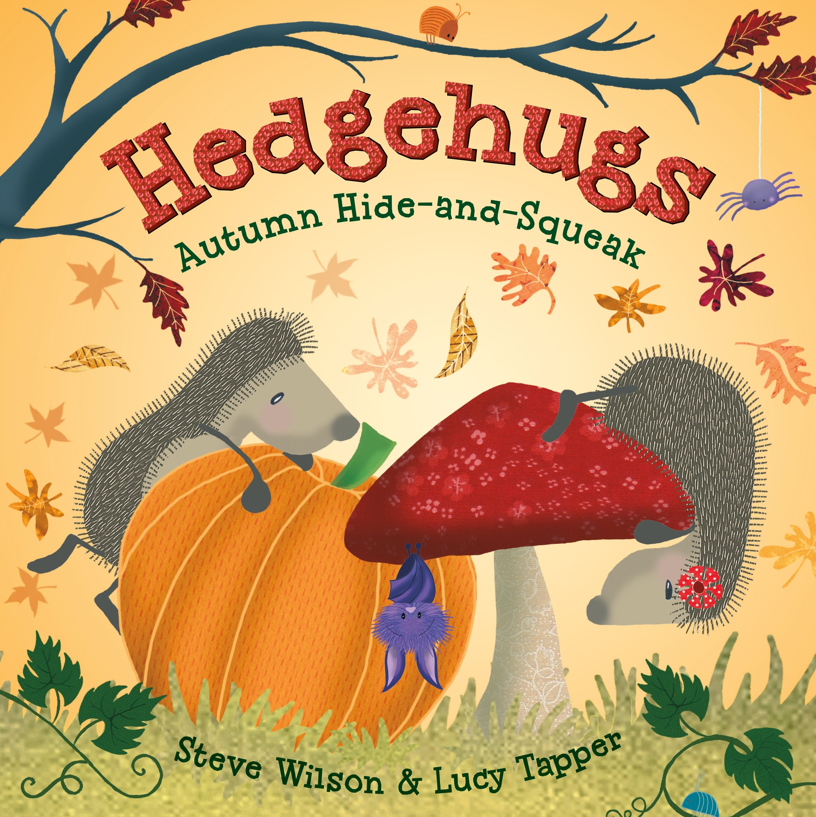 Image of Hedgehugs: Autumn Hide-and-Squeak