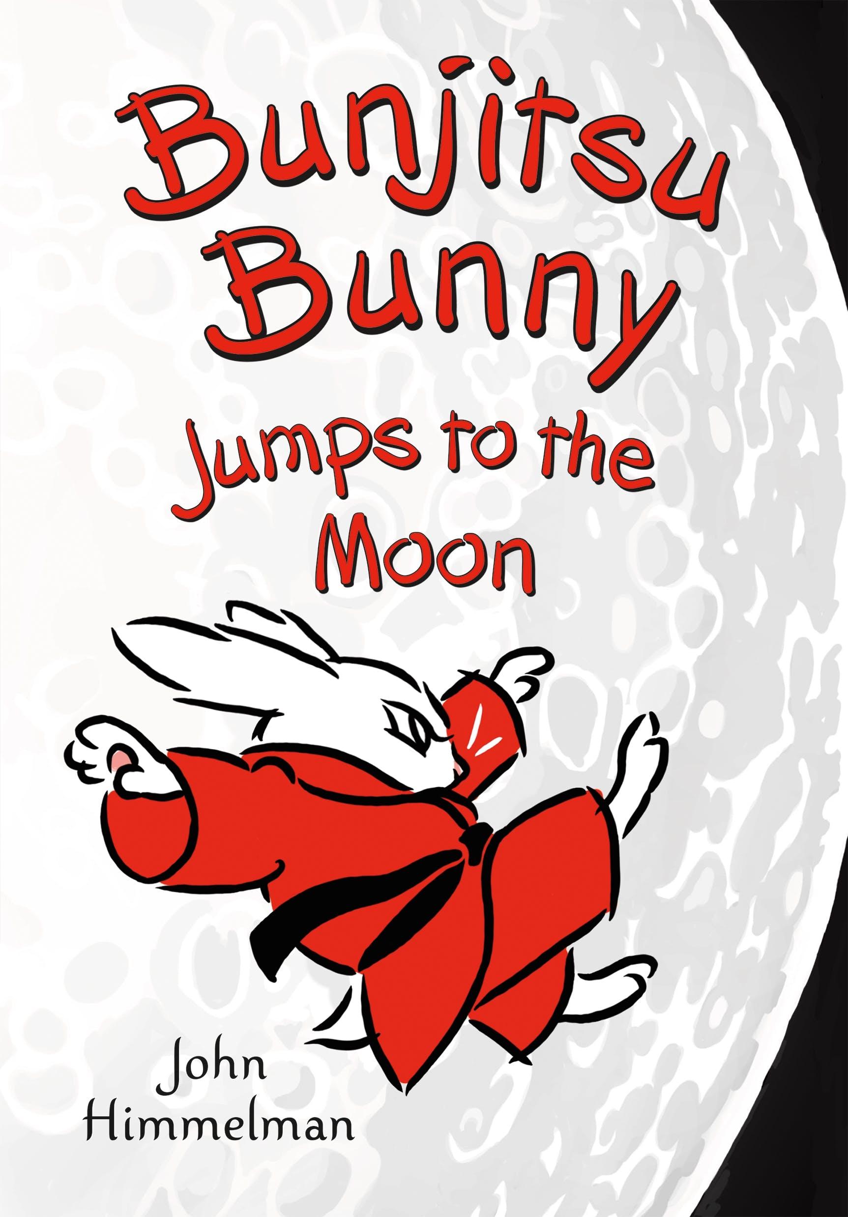 Image of Bunjitsu Bunny Jumps to the Moon