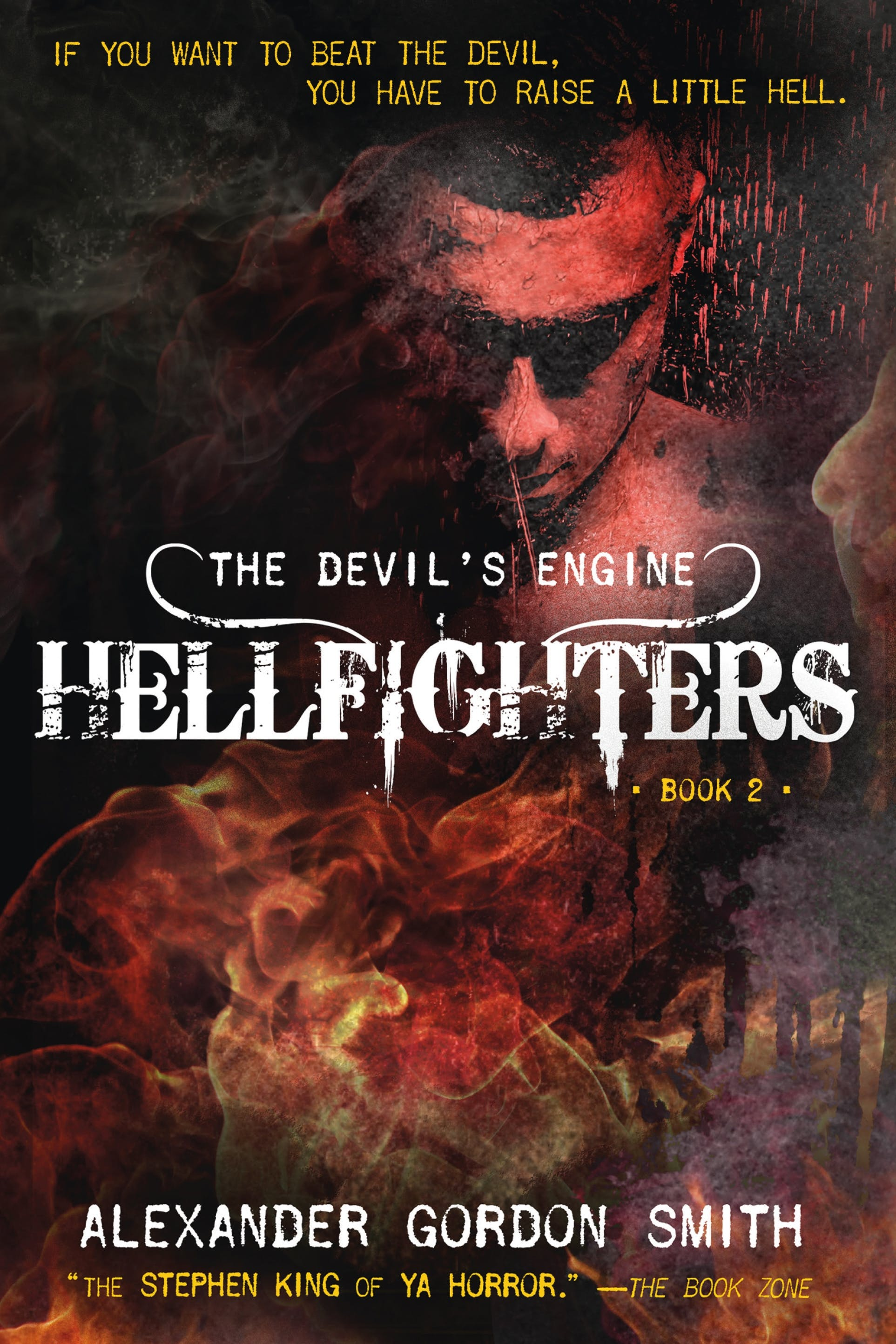 Image of The Devil's Engine: Hellfighters