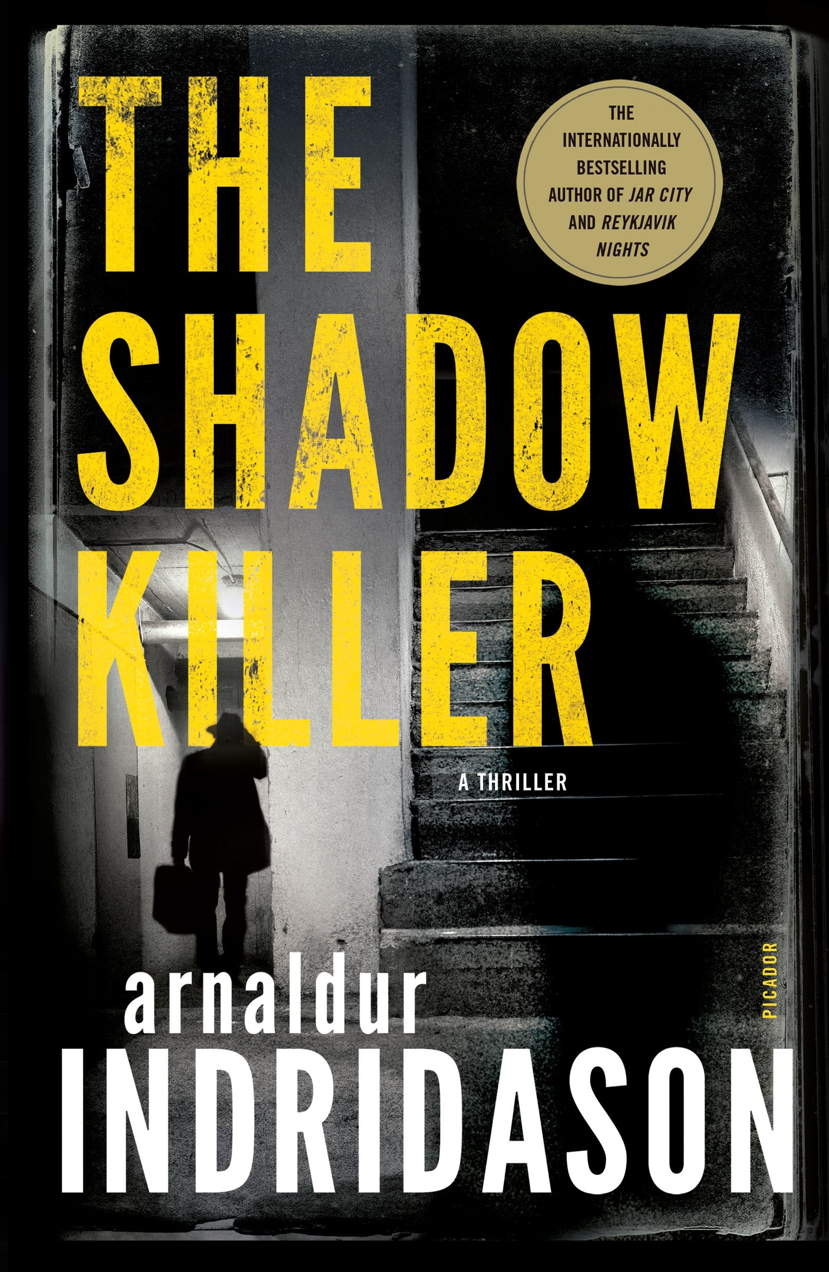 Image of The Shadow Killer