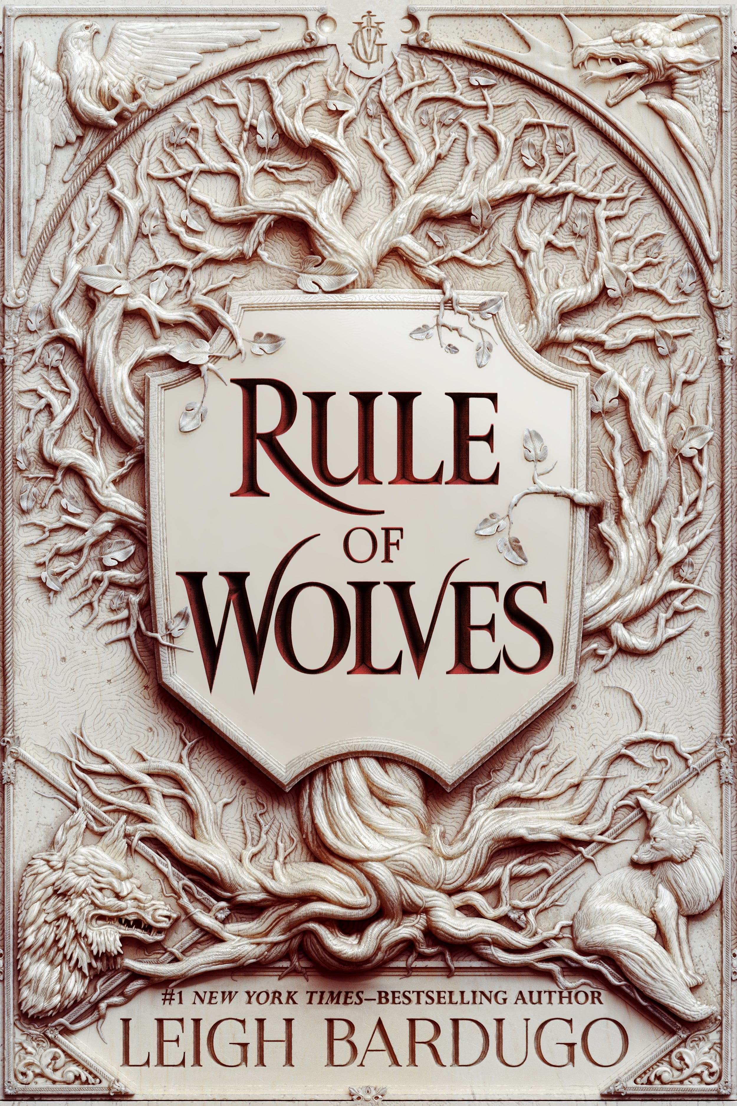Image of Rule of Wolves