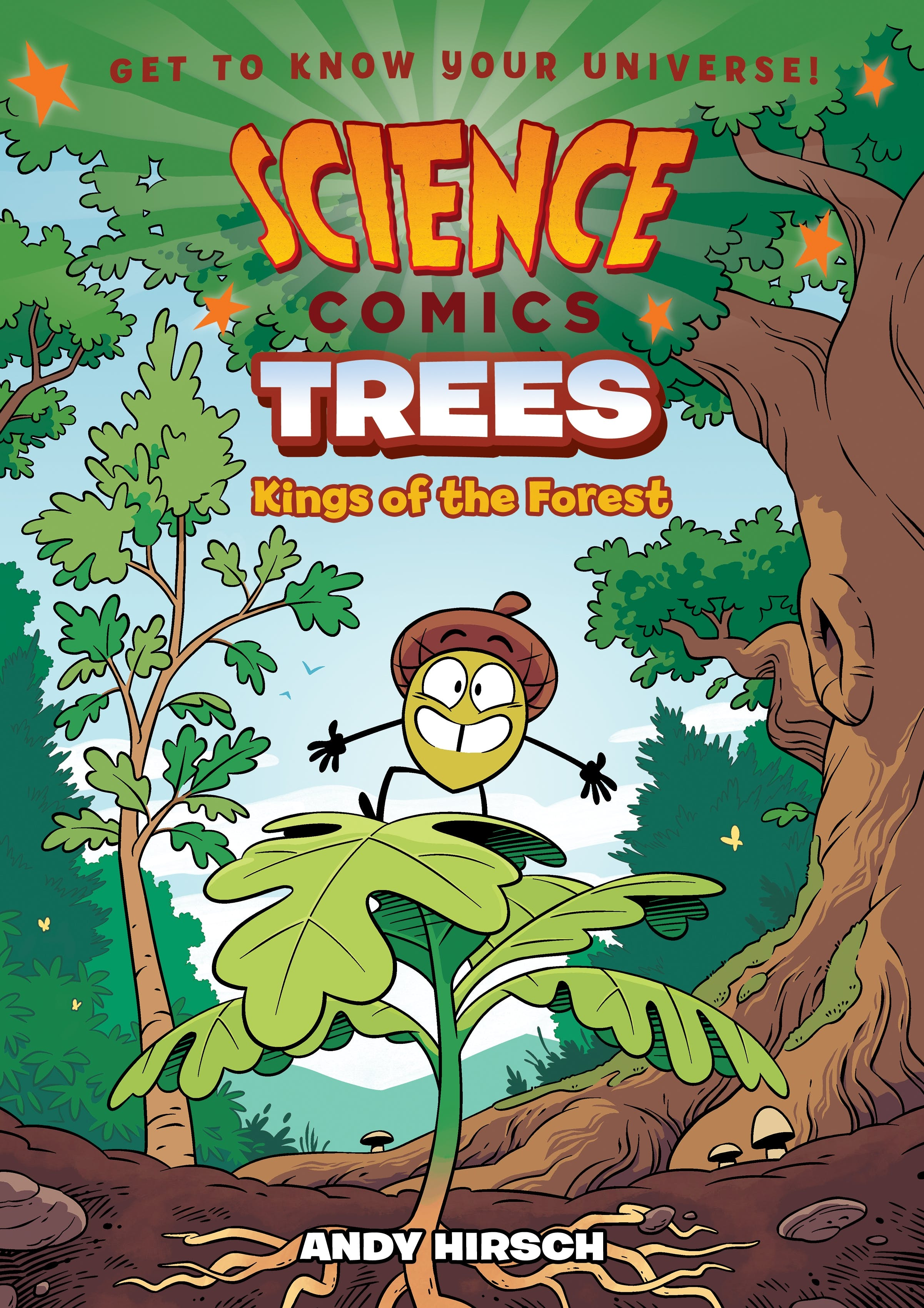 Image of Science Comics: Trees