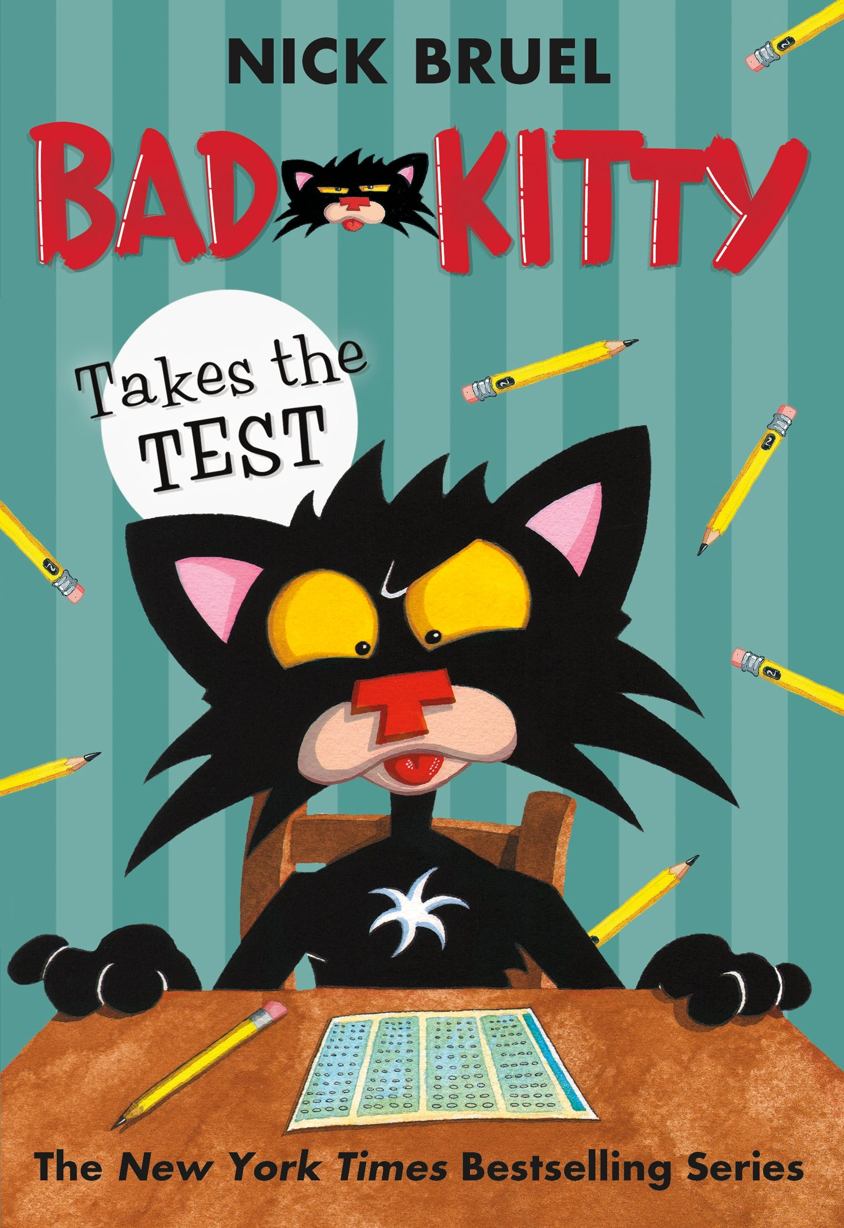 Image of Bad Kitty Takes the Test