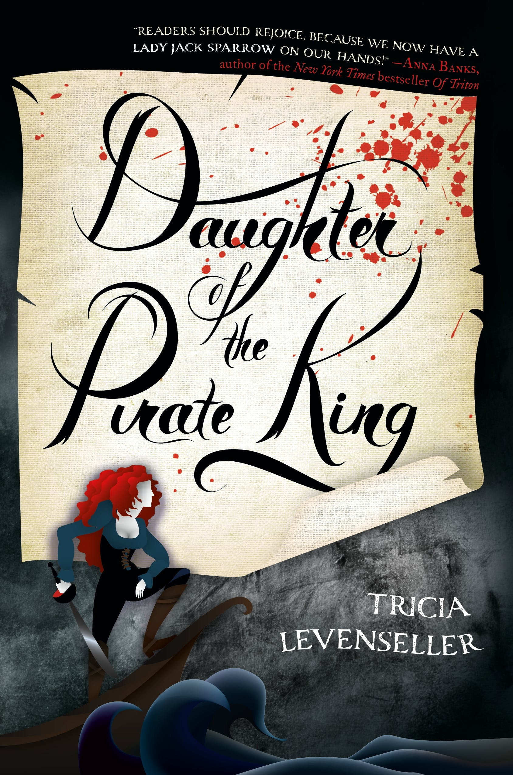 Image of Daughter of the Pirate King