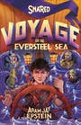 Book cover of Snared: Voyage on the Eversteel Sea