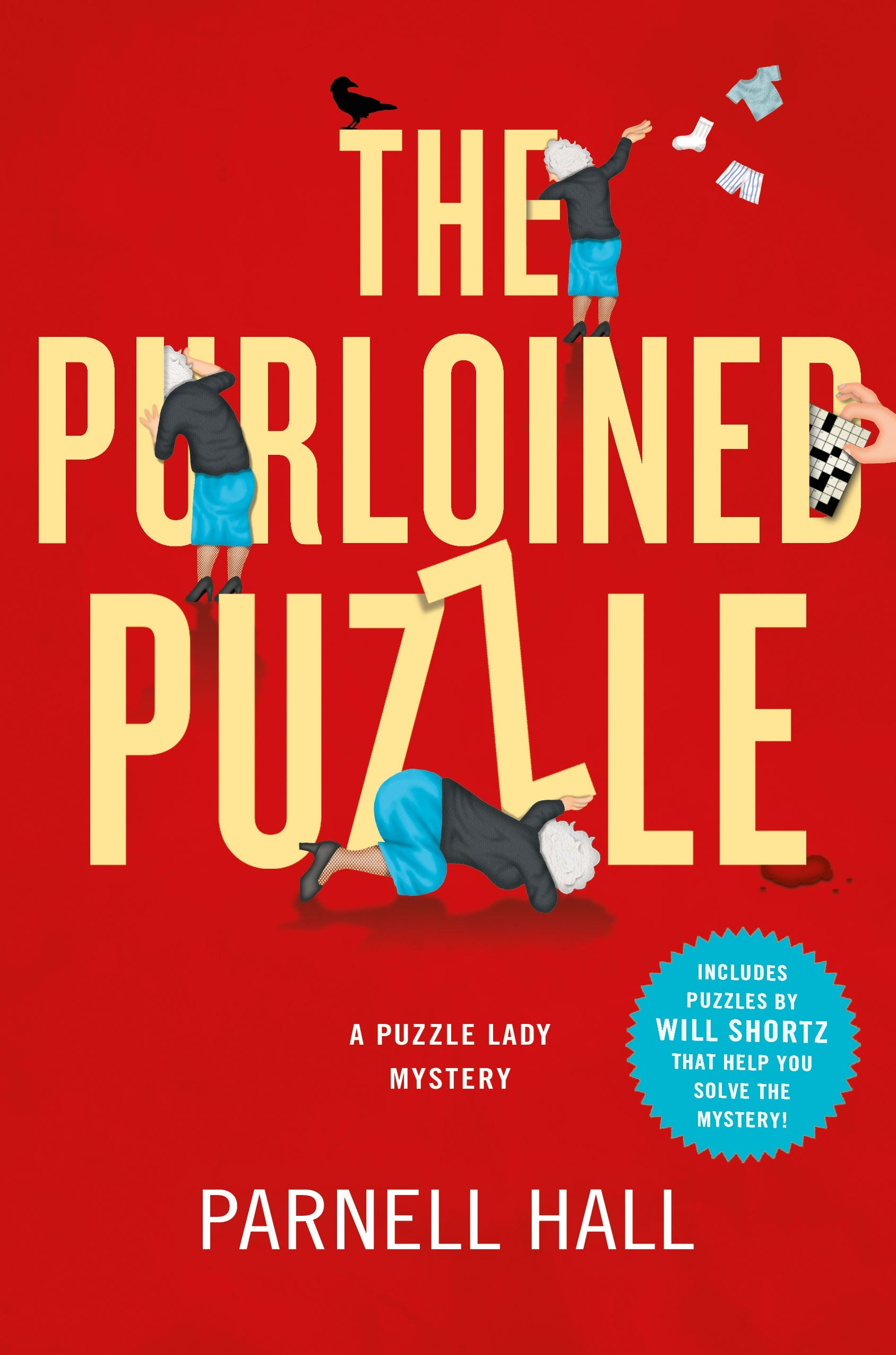 Image of The Purloined Puzzle