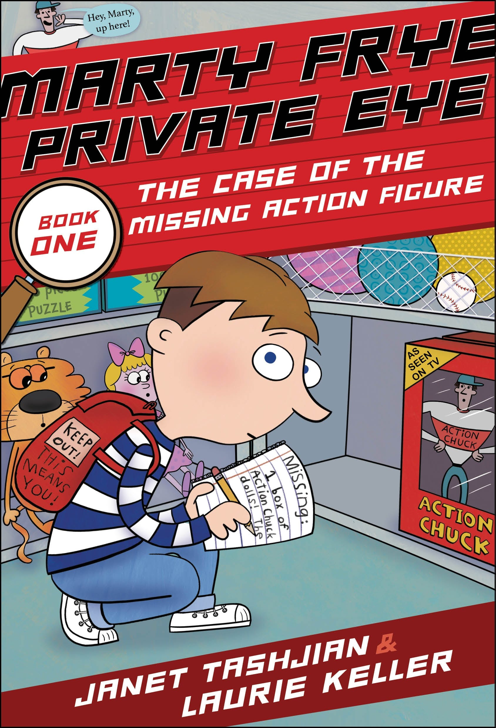 Image of Marty Frye, Private Eye