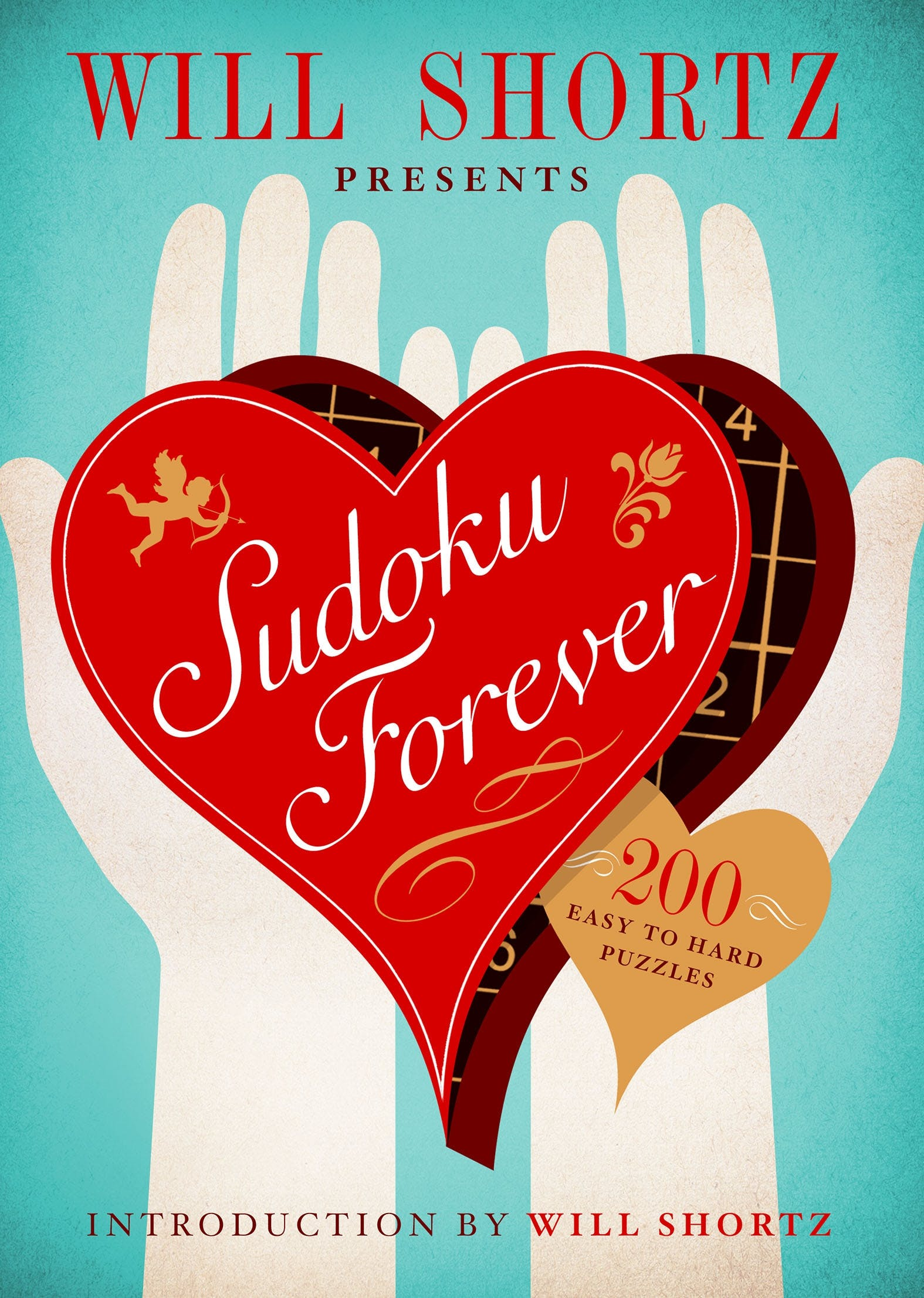 Image of Will Shortz Presents Sudoku Forever: 200 Easy to Hard Puzzles