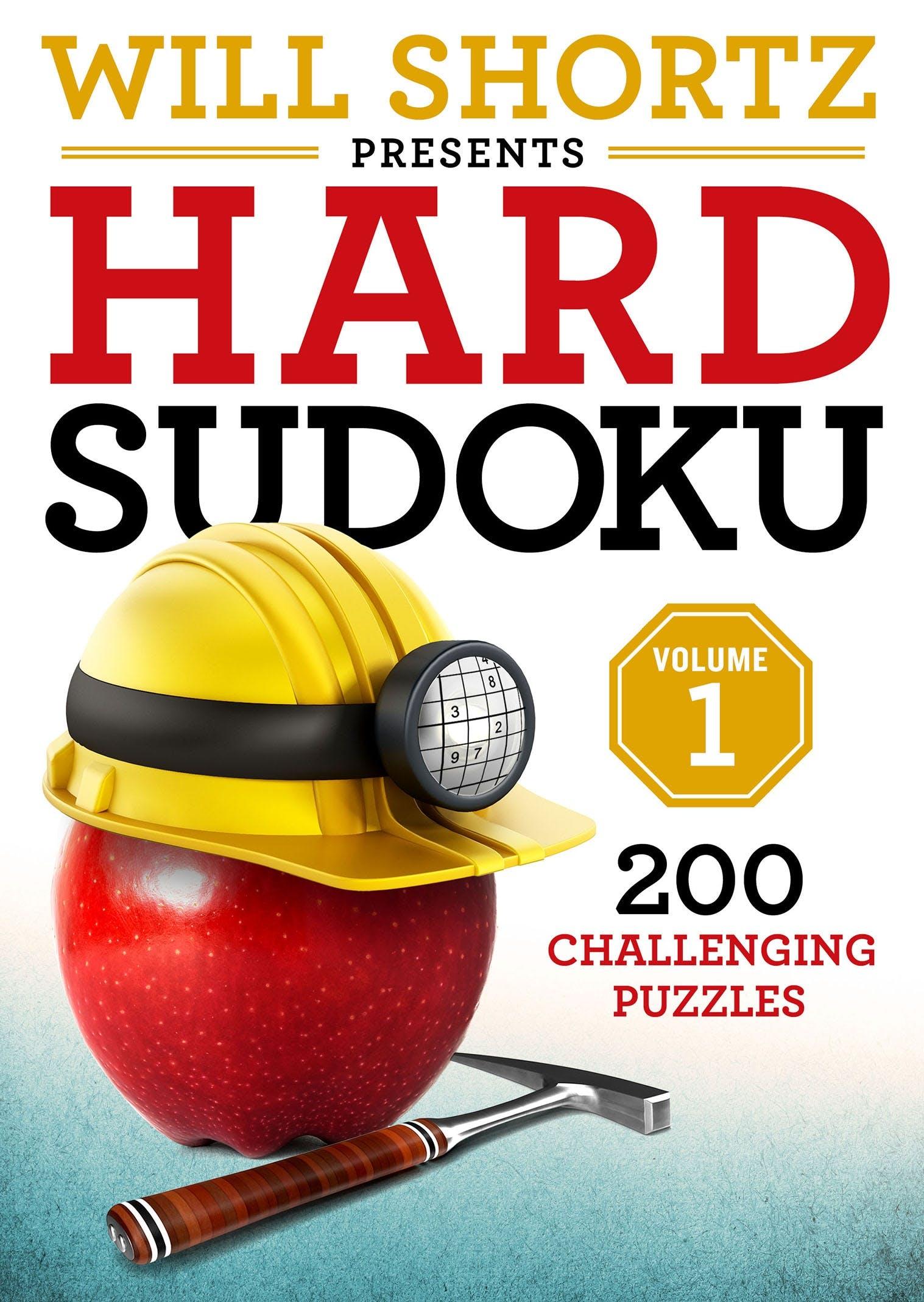 Image of Will Shortz Presents Hard Sudoku Volume 1
