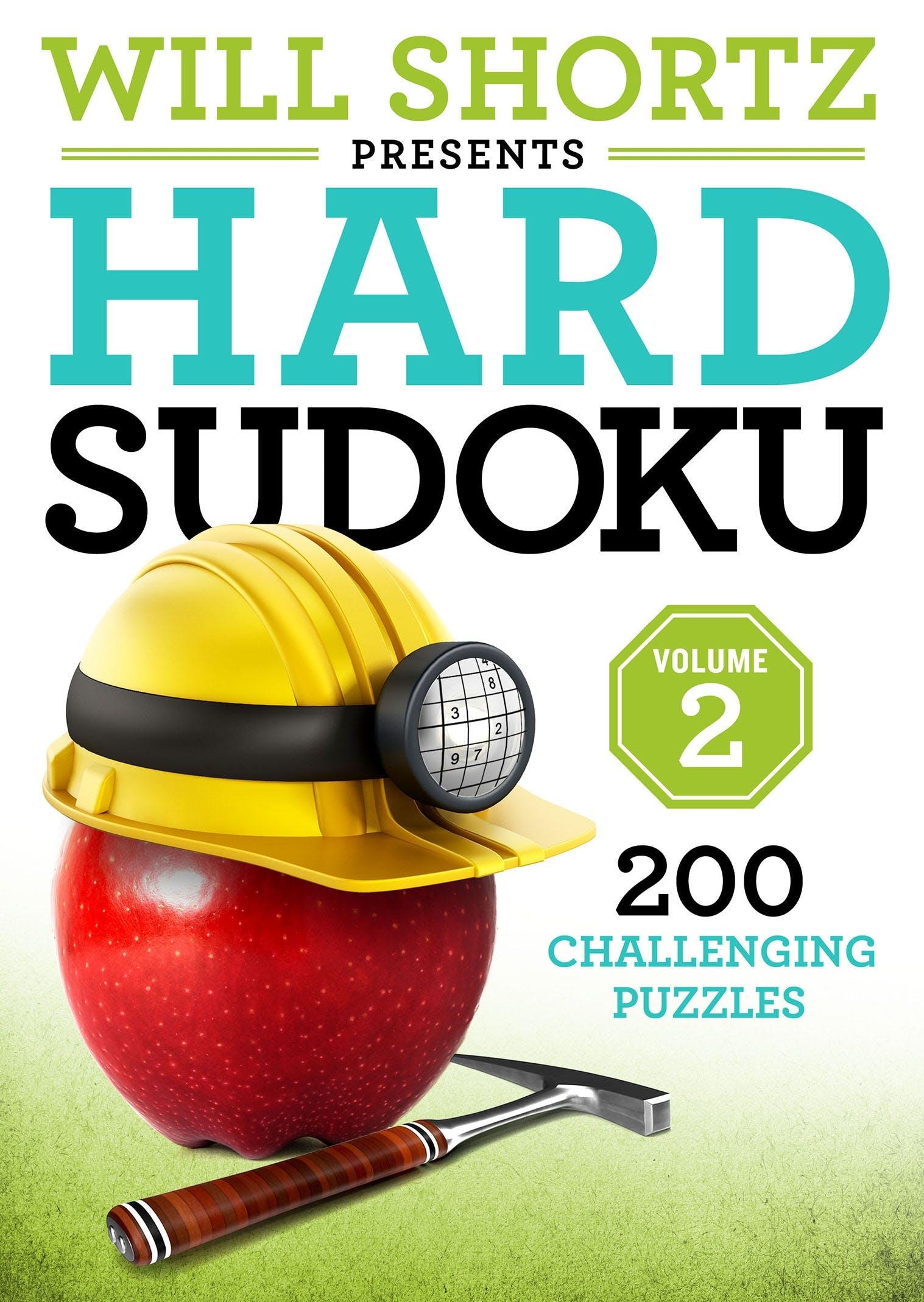 Image of Will Shortz Presents Hard Sudoku Volume 2
