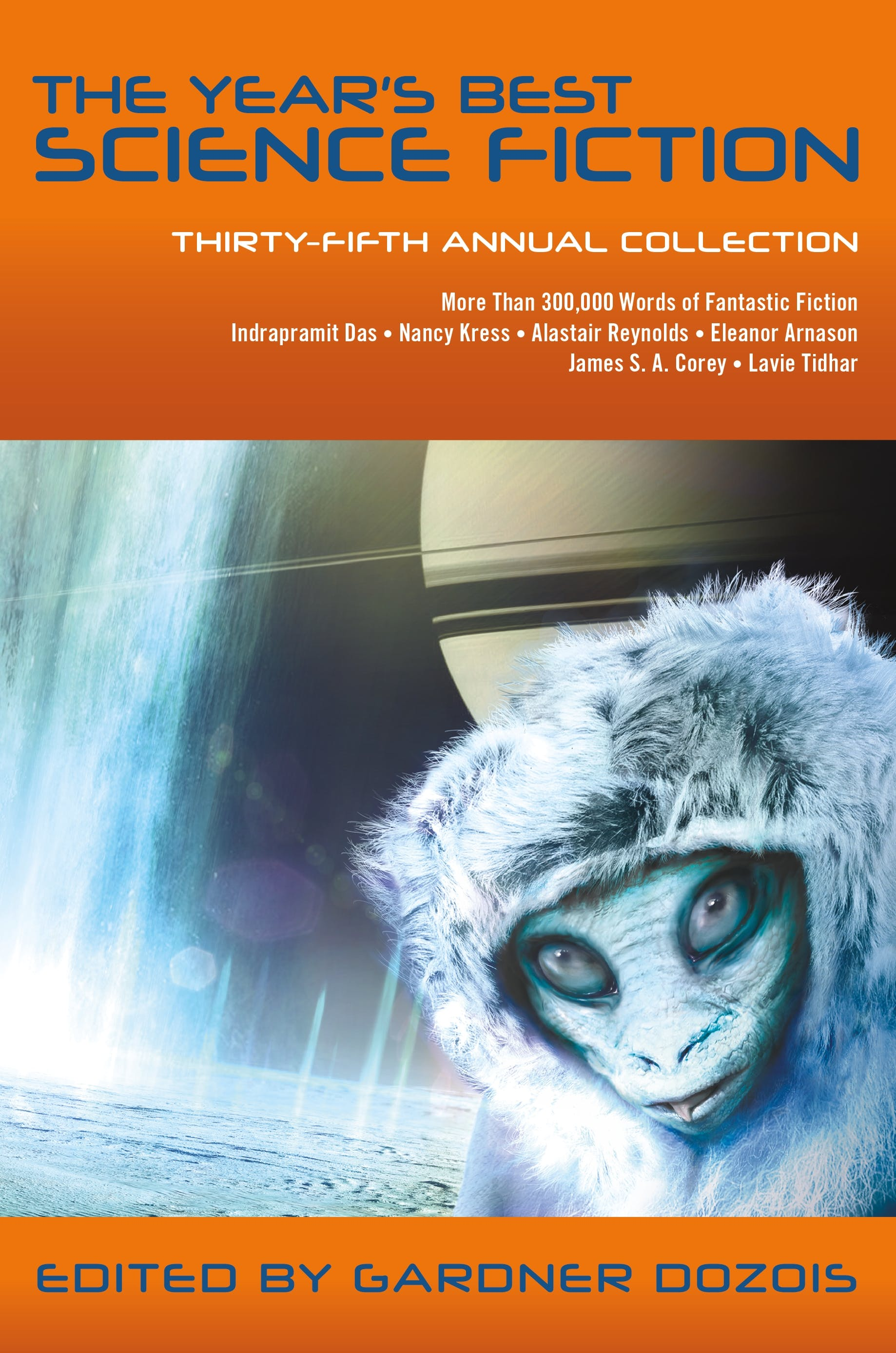 Image of The Year's Best Science Fiction: Thirty-Fifth Annual Collection