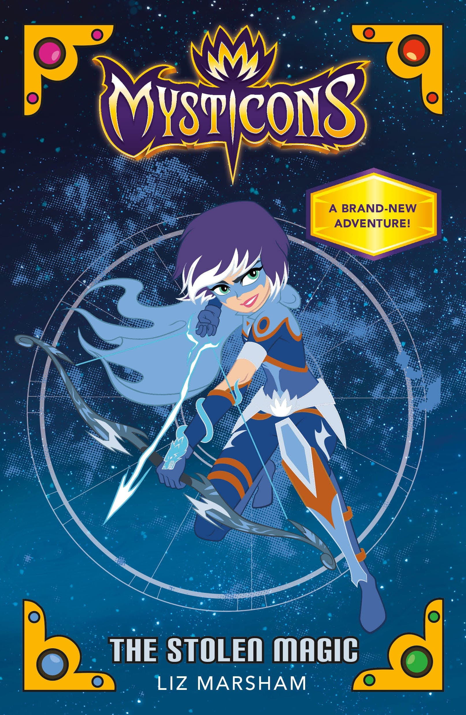 Image of Mysticons: The Stolen Magic